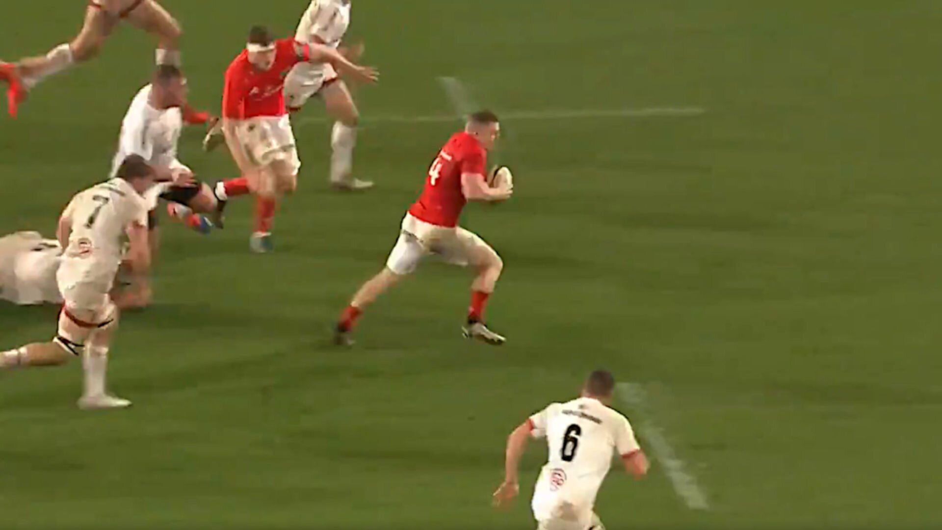 Andrew Conway's 50-metre solo effort saves Munster from provincial rivals Ulster