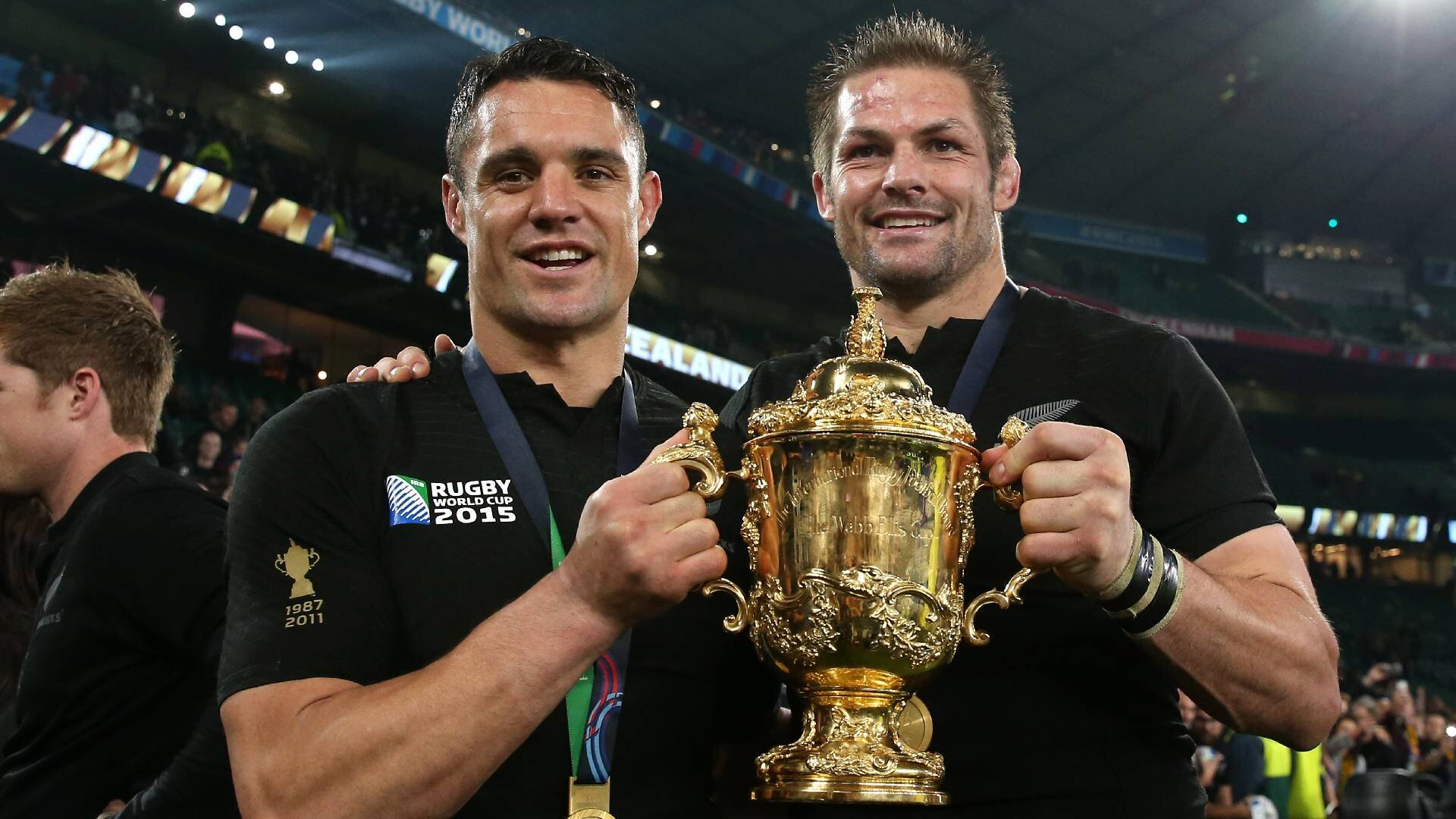 Dan Carter reveals Richie McCaw's pre-match All Blacks test obsession