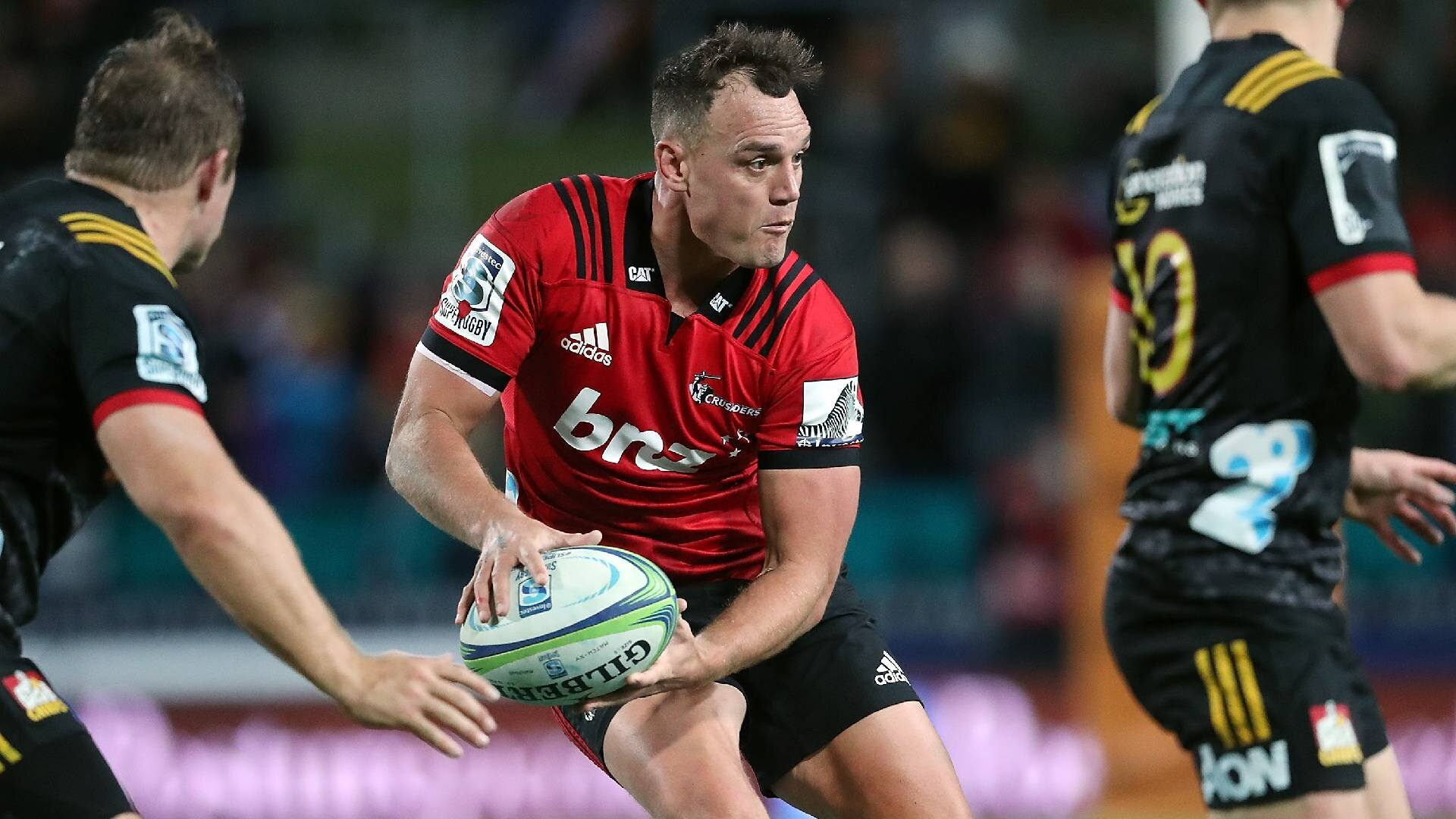 Ex-All Black Israel Dagg reveals how opposition players 'absolutely hate the Crusaders'