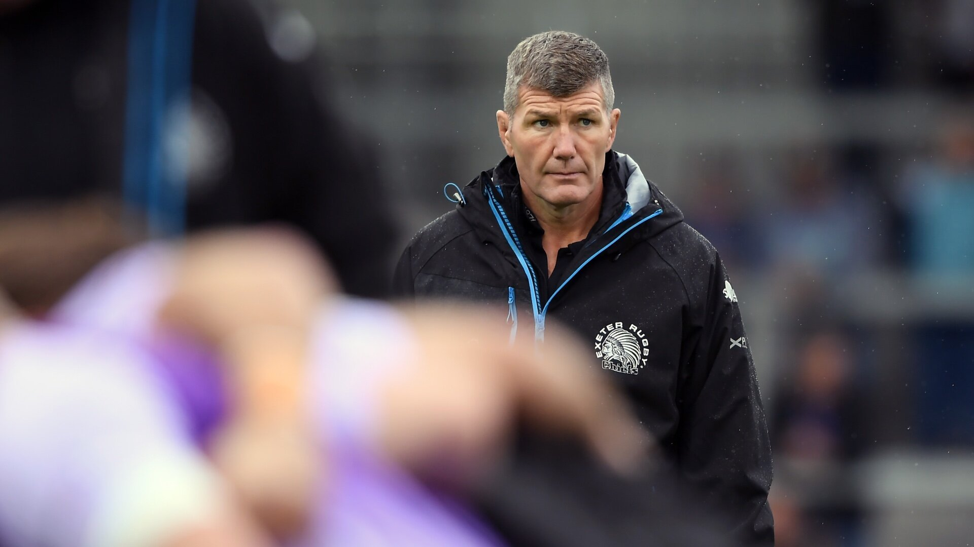 Exeter boss Rob Baxter preparing for play-offs as if Sale-Worcester won't happen