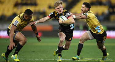 Damian McKenzie torn over eligibility for exhibition match