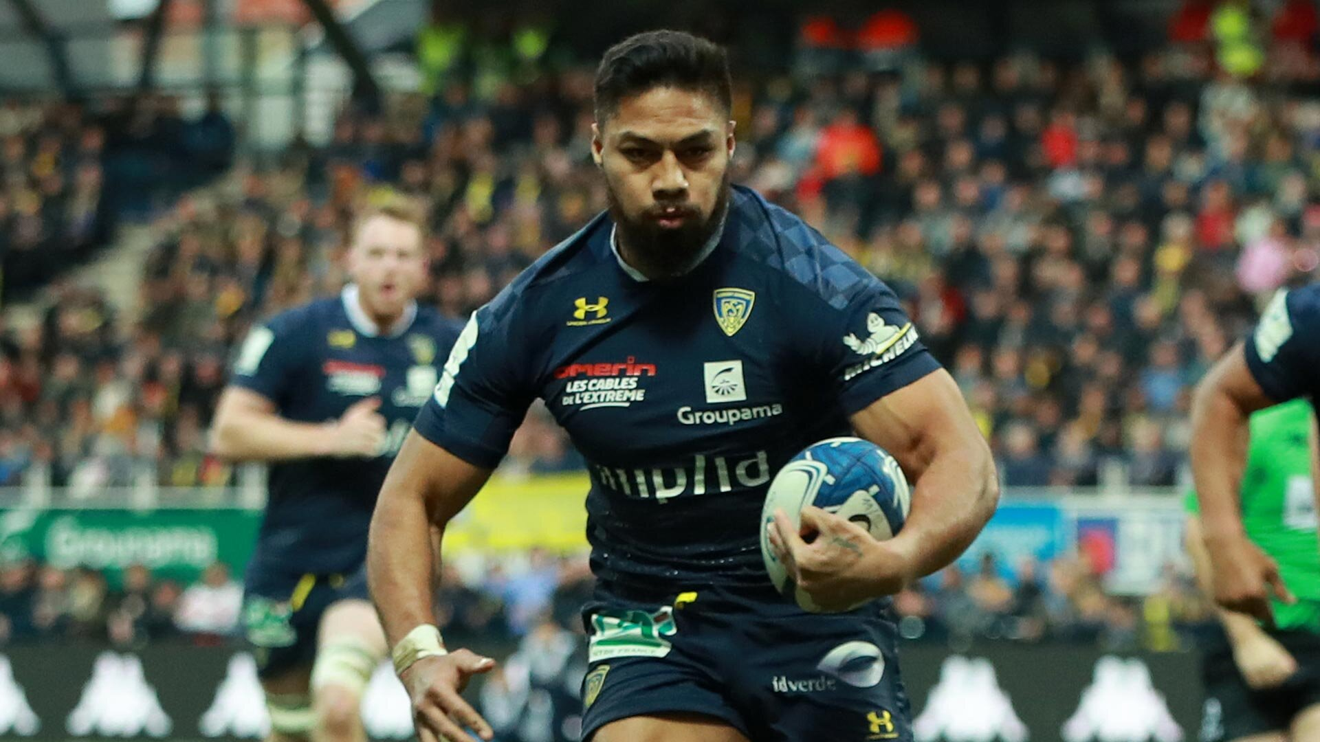 Kiwis in Europe: Clermont's ex-Pat contingent continue blistering run in Champions Cup