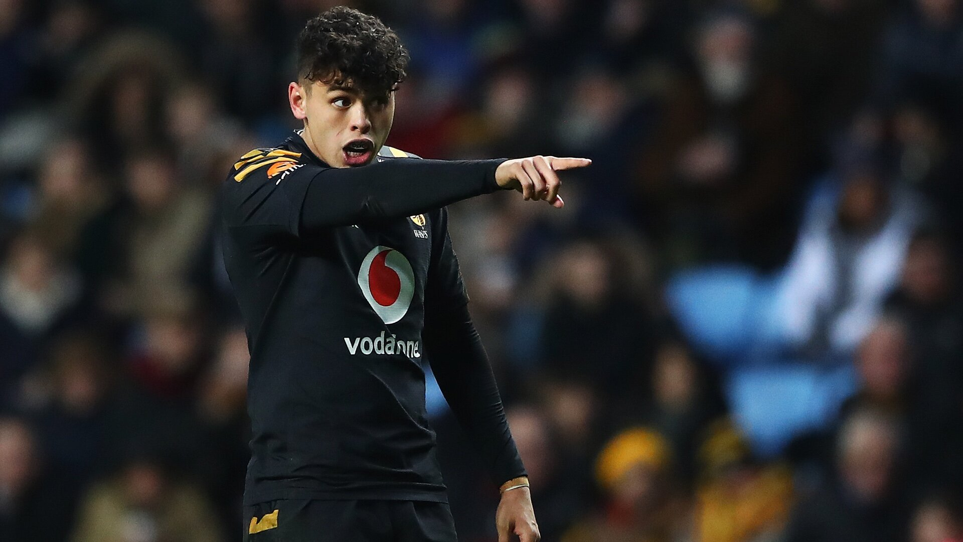 'Look at the example of Daniel Carter. He was at his best at 35' - Jones expecting slow introduction for new England fly-half Jacob Umaga