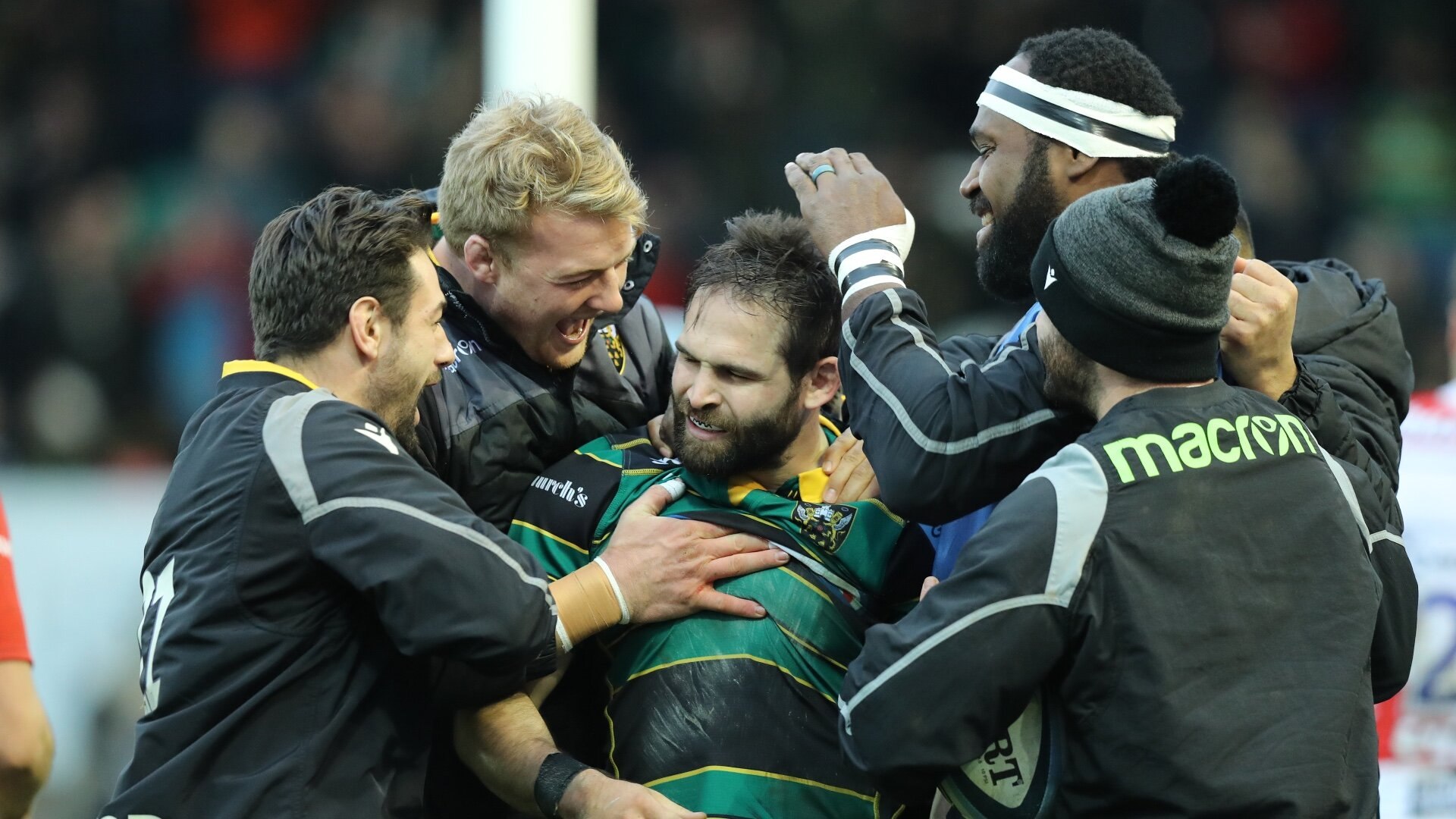 Northampton sign unheralded new No9 following loss of fan favourite Cobus Reinach