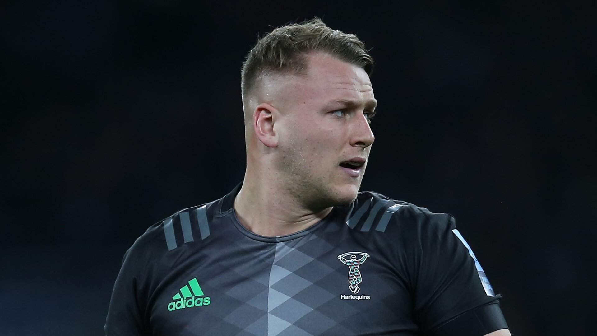 Quins fans not amused by Alex Dombrandt's selection for Friday's European dead rubber
