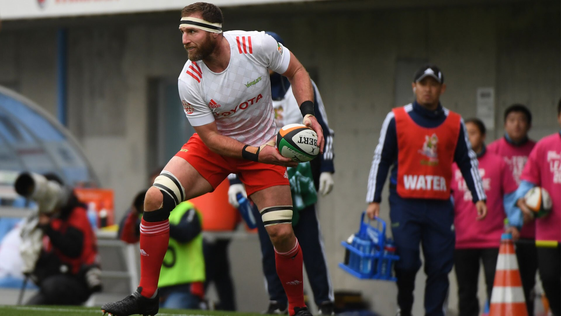 Former All Blacks captain Kieran Read 'not really keen' to return to Japan; admits playing days could be over