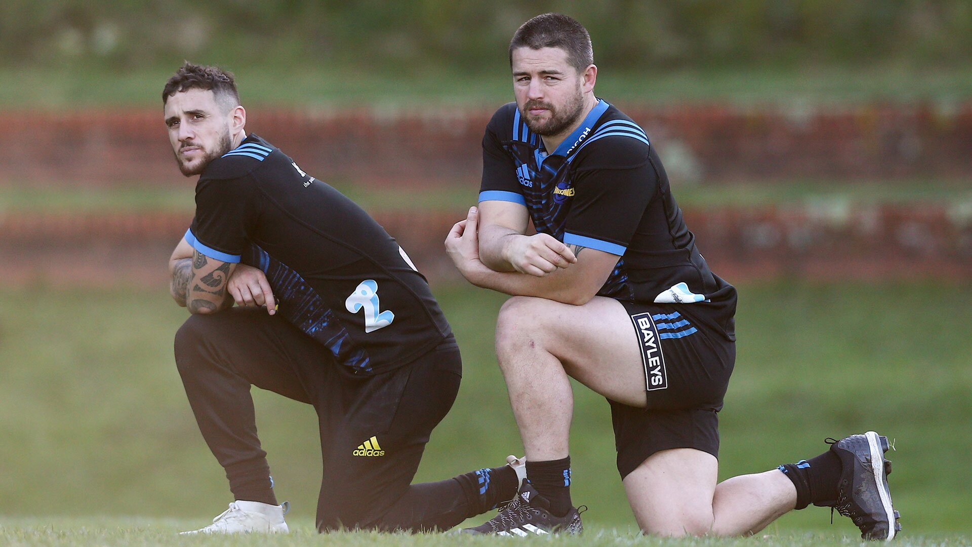 TJ Perenara and Dane Coles team up to lead the Hurricanes