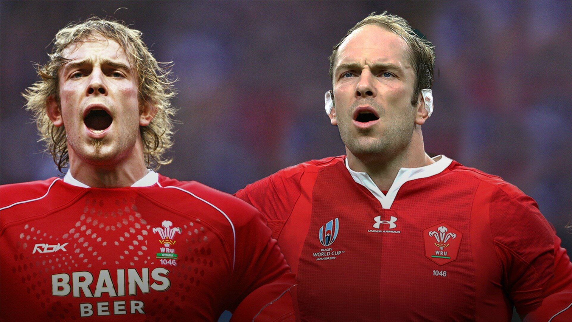 The message is writ-large: cherish Alun Wyn Jones before he unlaces his size 15s for the last time