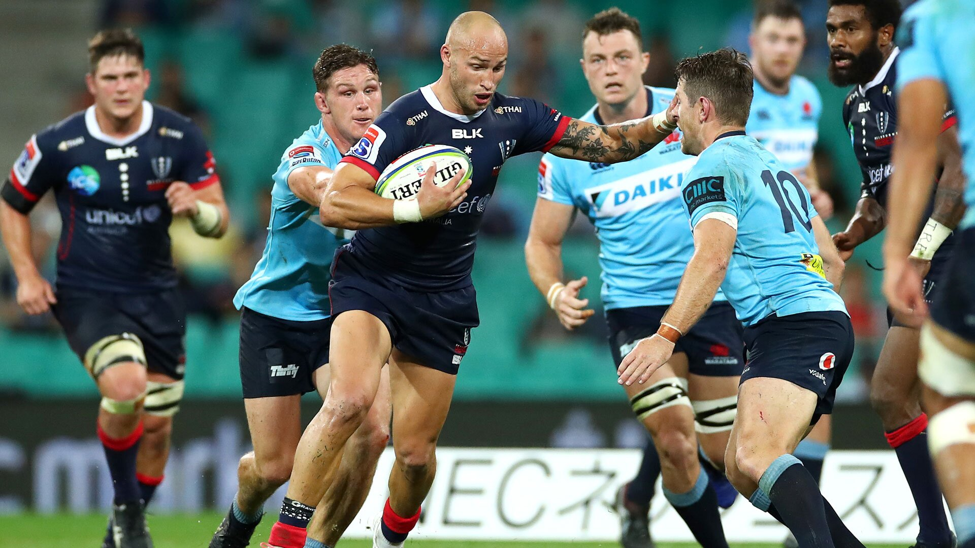 Two wins from 17 games makes for tough reading for Rebels fans ahead of Friday's match