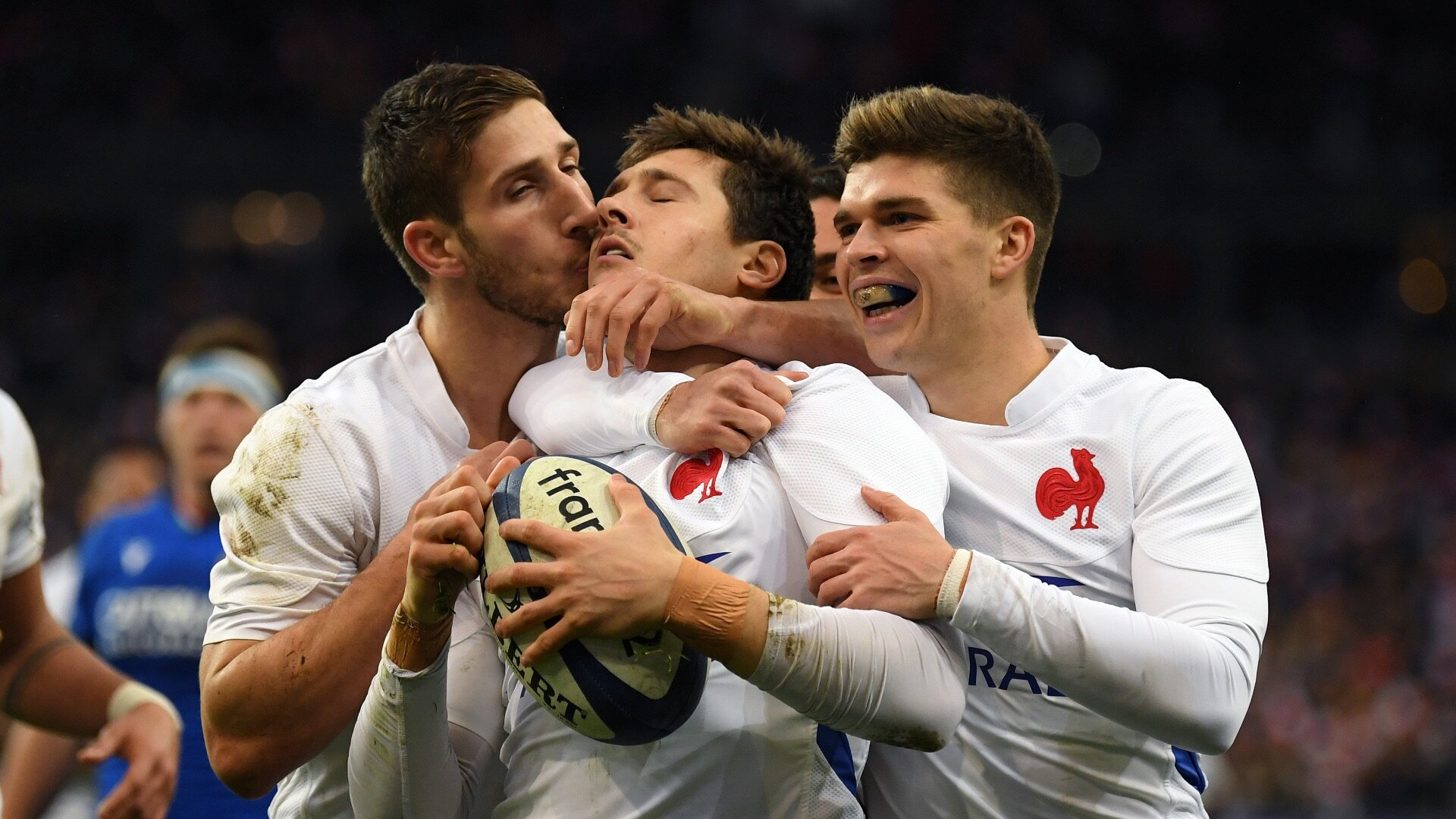 France make 13 changes in experimental side for Italy - Autumn Nations Cup