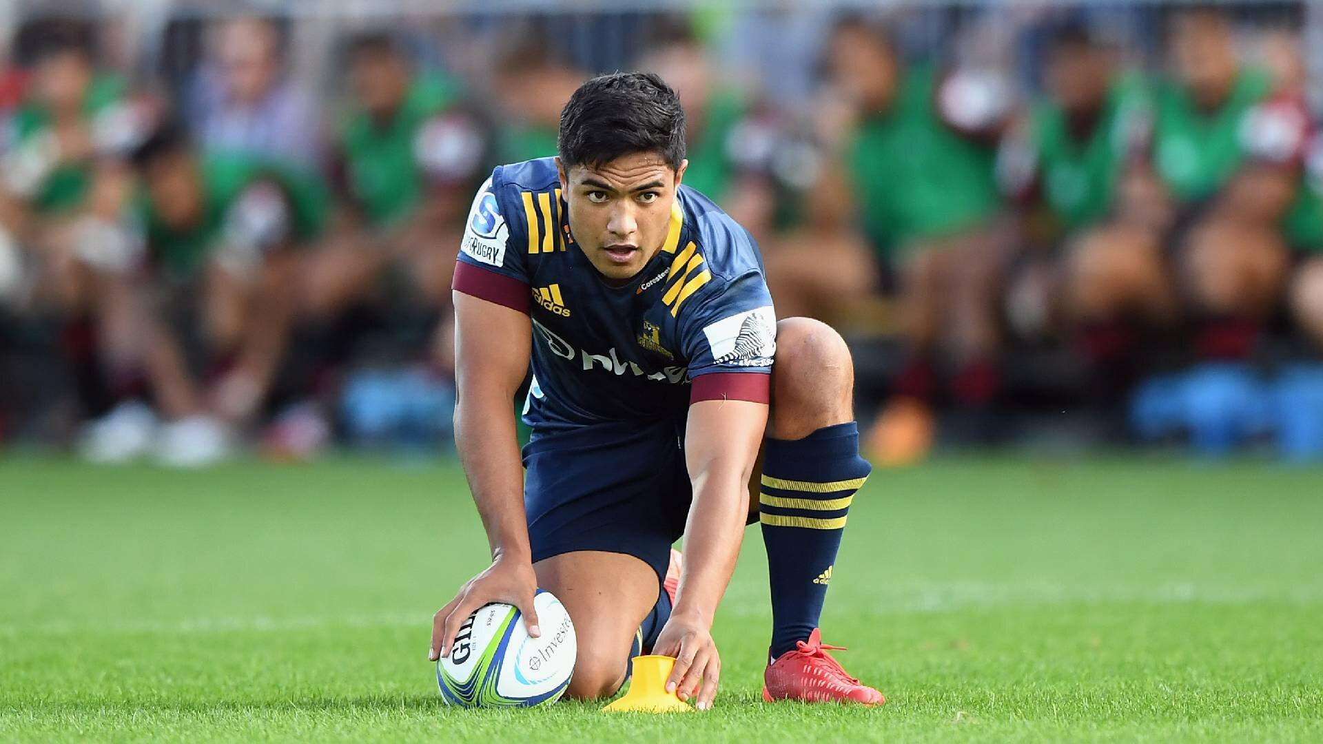 Highlanders optimistic of potential return of All Blacks star following close Blues defeat