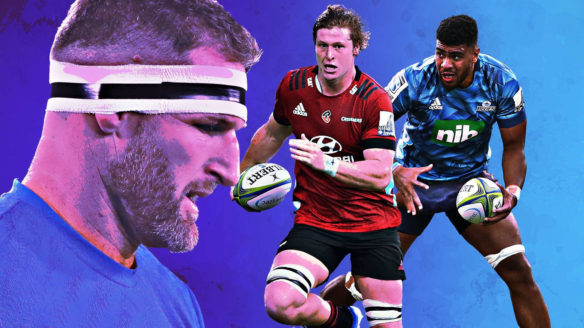 Kieran Read's replacements have already been found - but who will win the race to the black jersey?