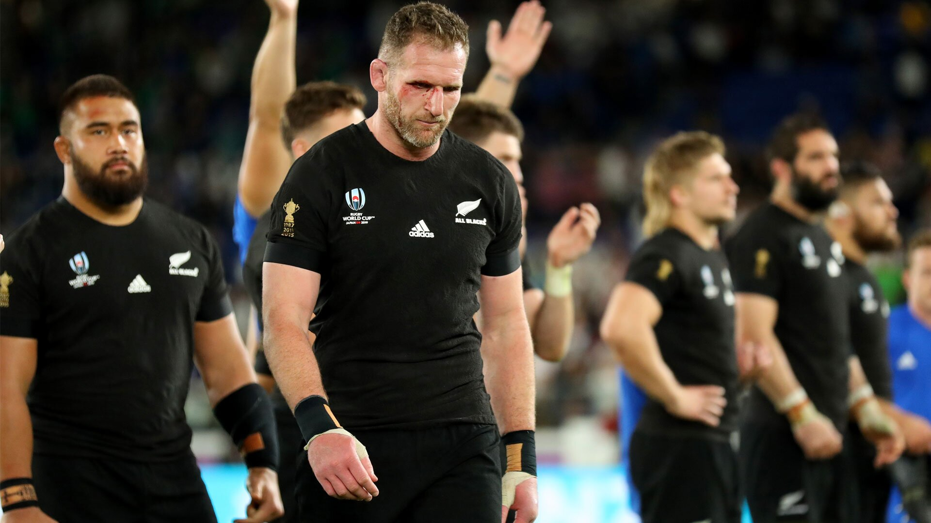 The pains of a nation: 'There wasn't a single player in our 31-man squad who had lost a game at a Rugby World Cup.'