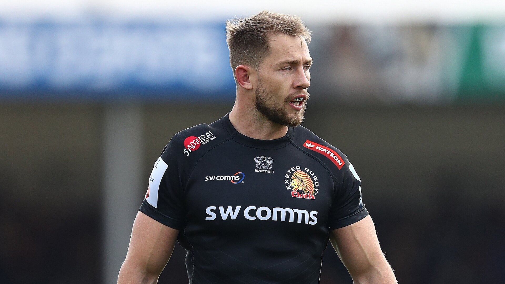 Sale add Exeter's Sam Hill to their midfield for next season