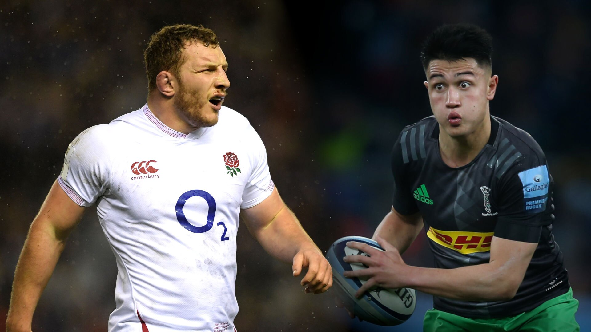 Is this the England XV at the 2023 Rugby World Cup?