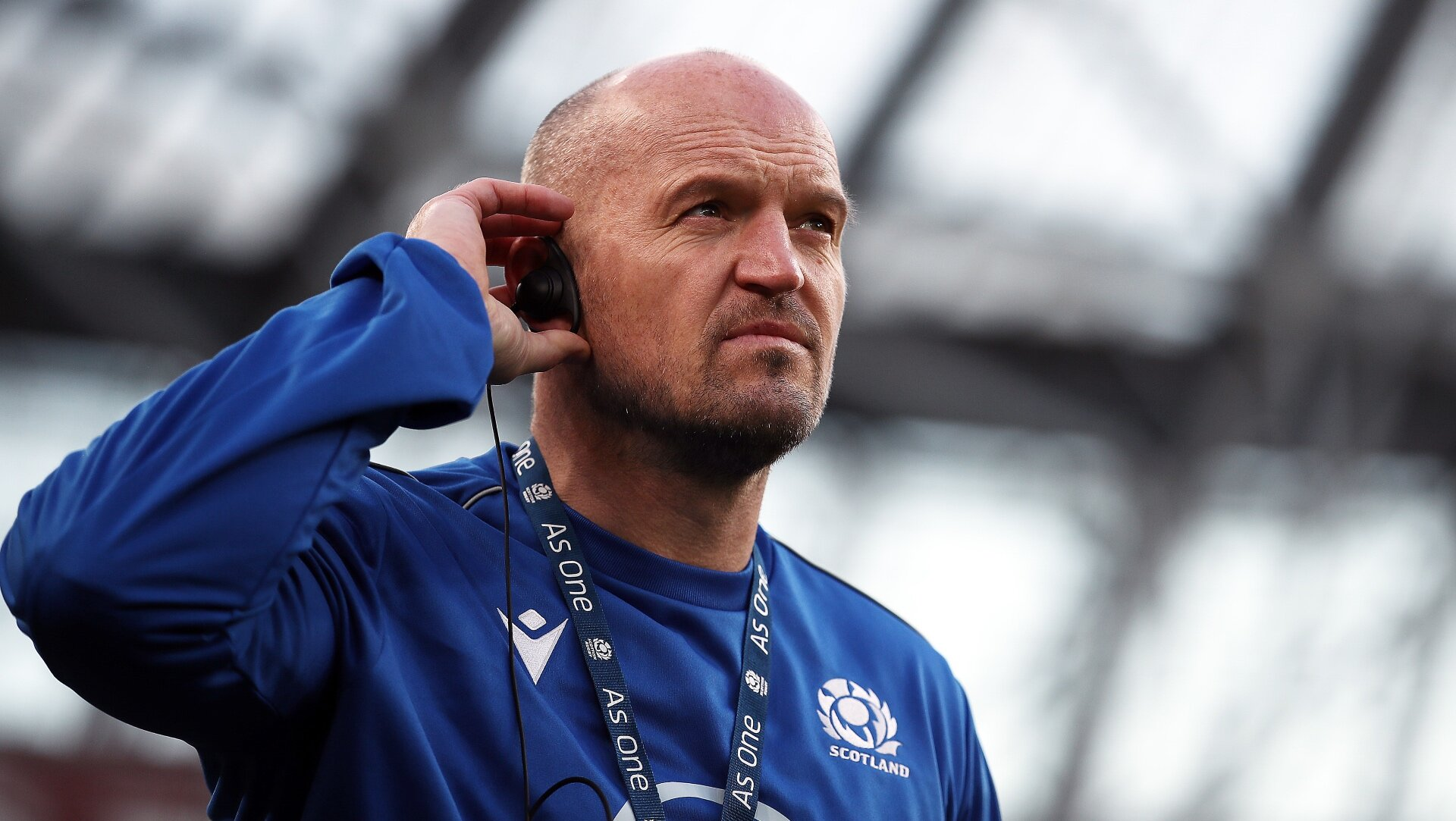 Gregor Townsend takes the Andy Farrell pay deferral route, unlike Eddie Jones who took pay cut