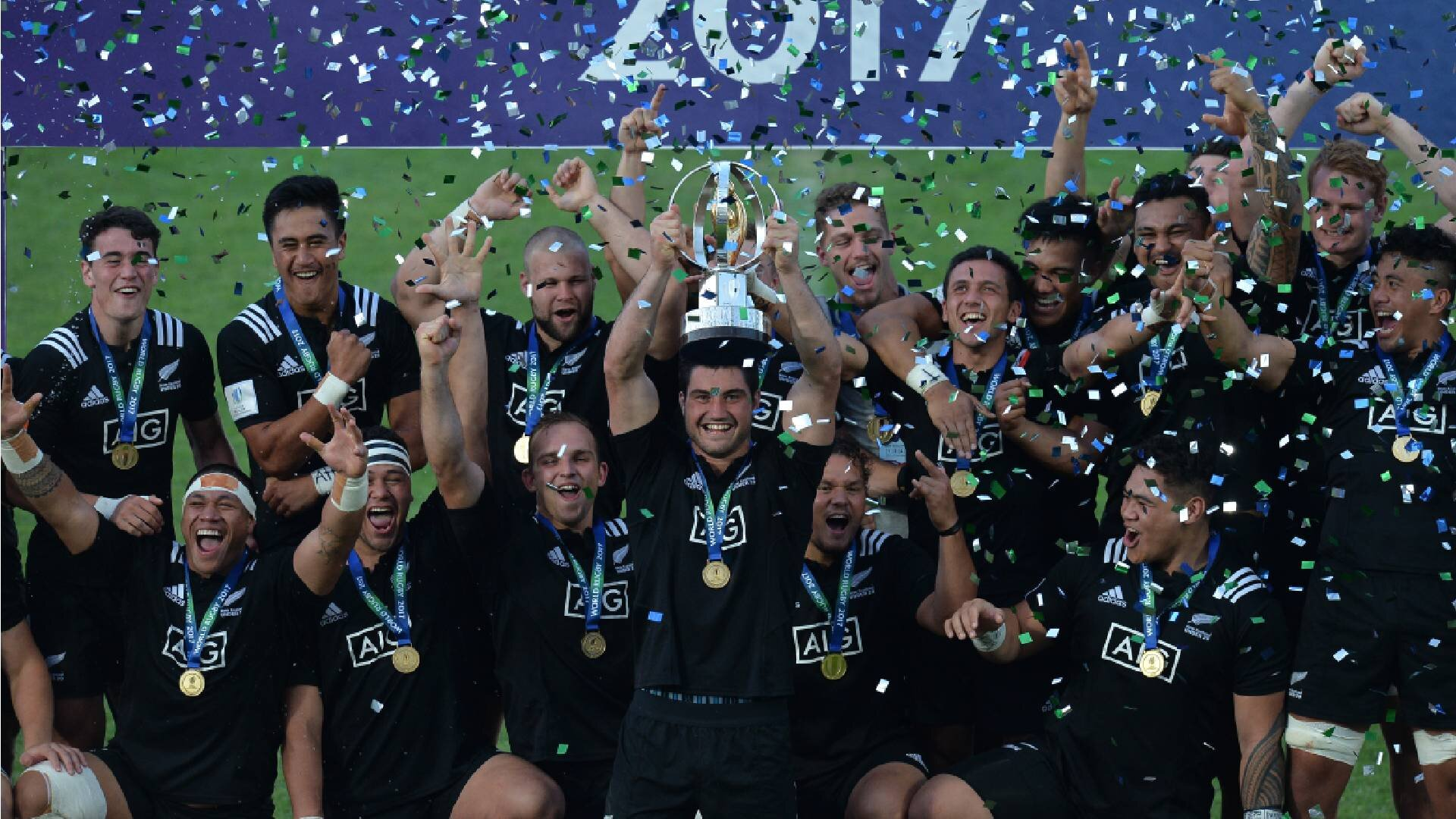 Where are they now: The 2017 New Zealand U20 world champions
