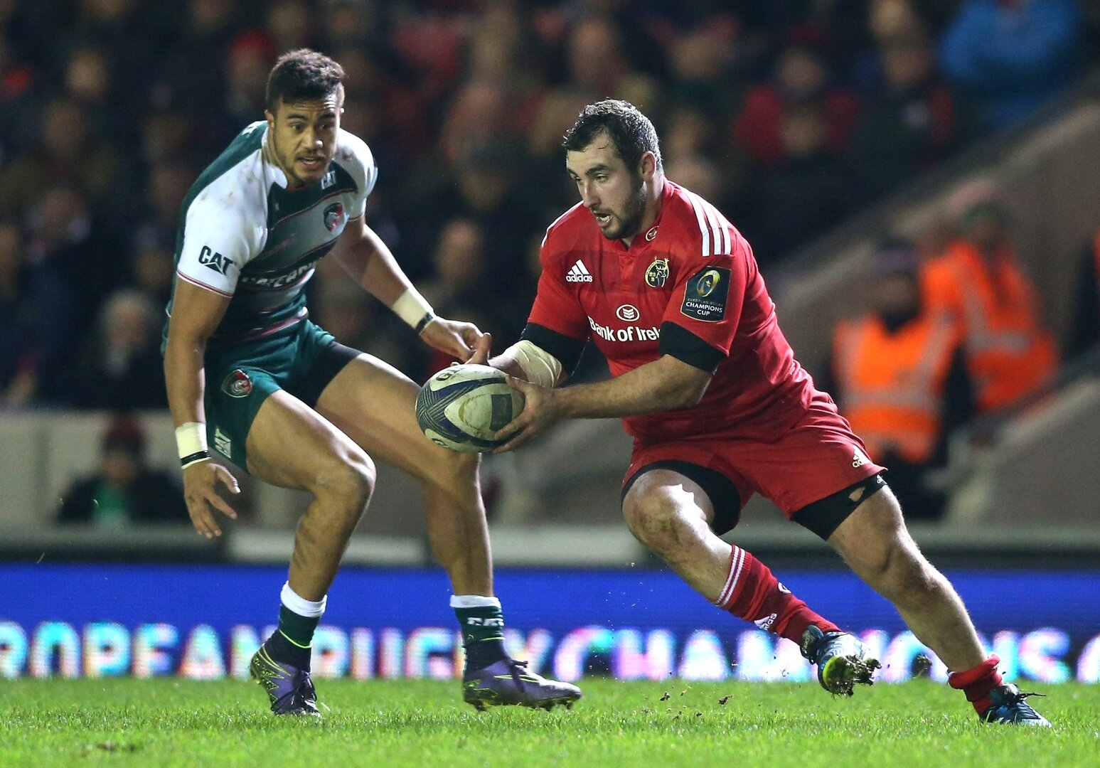 Munster player handed ban for doping violation after pharmacy error
