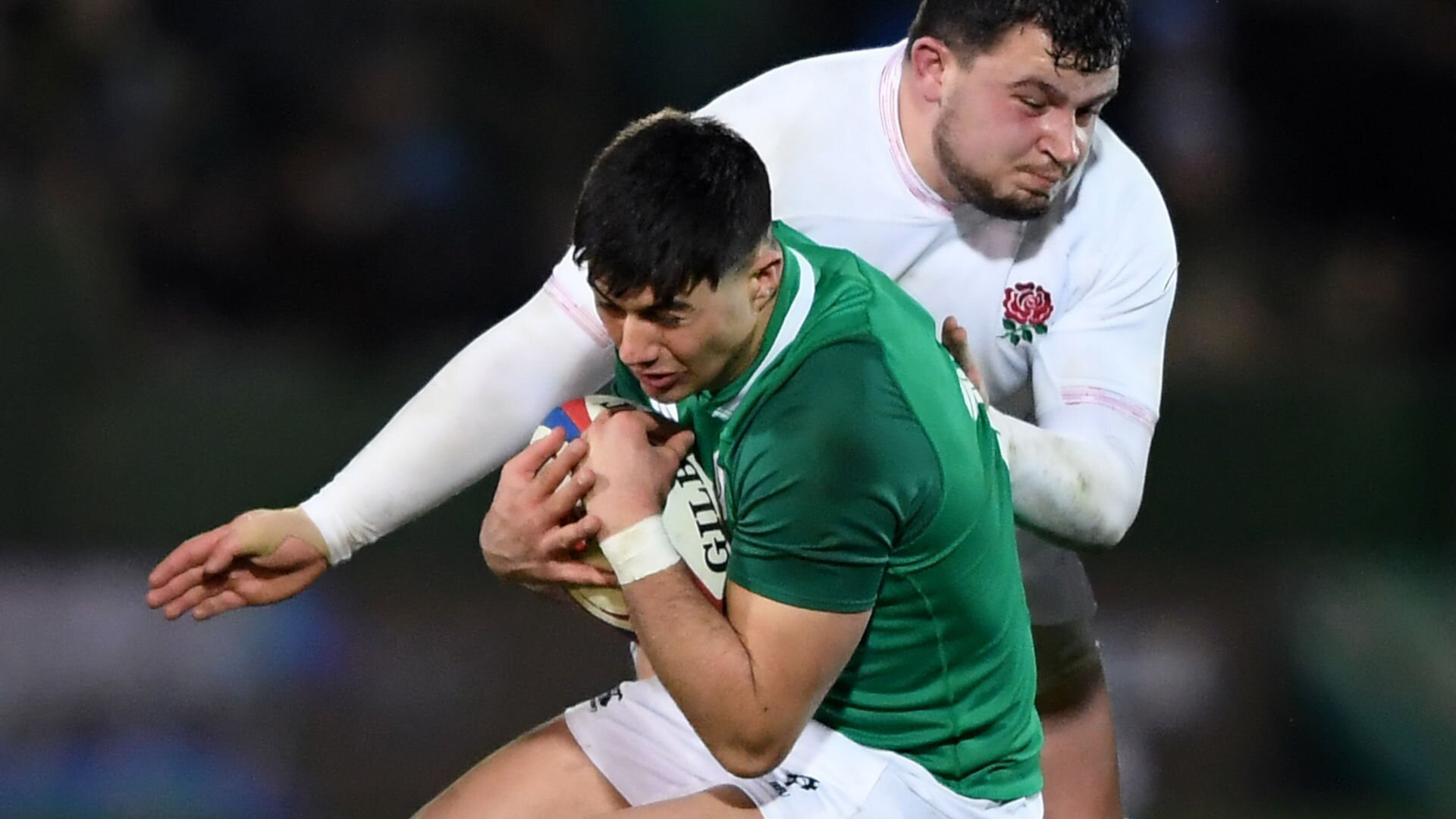 Leicester Tigers add English-qualified Ireland U20s centre Kelly