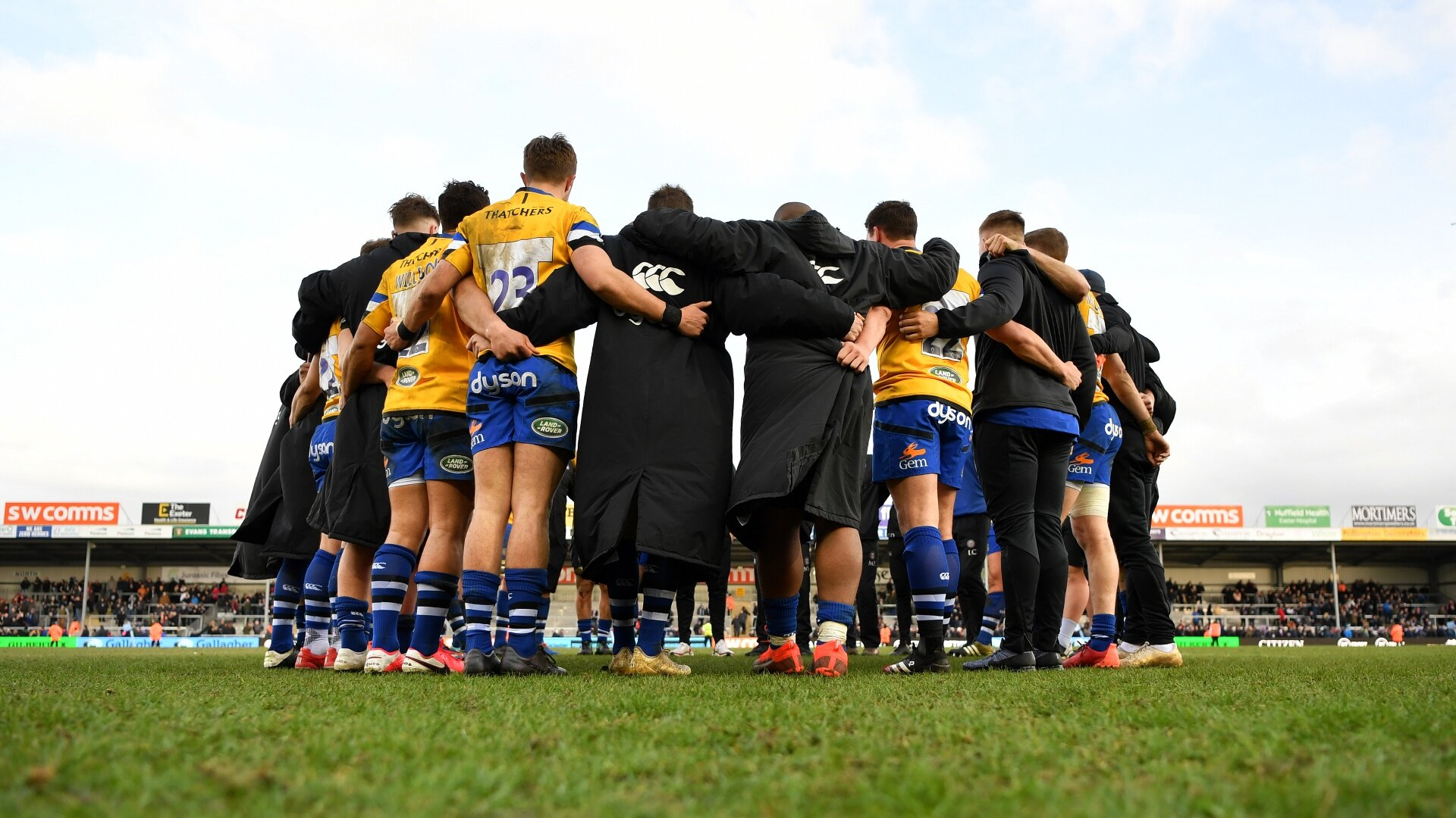 Disgruntled Premiership players consider forming breakaway player union - report
