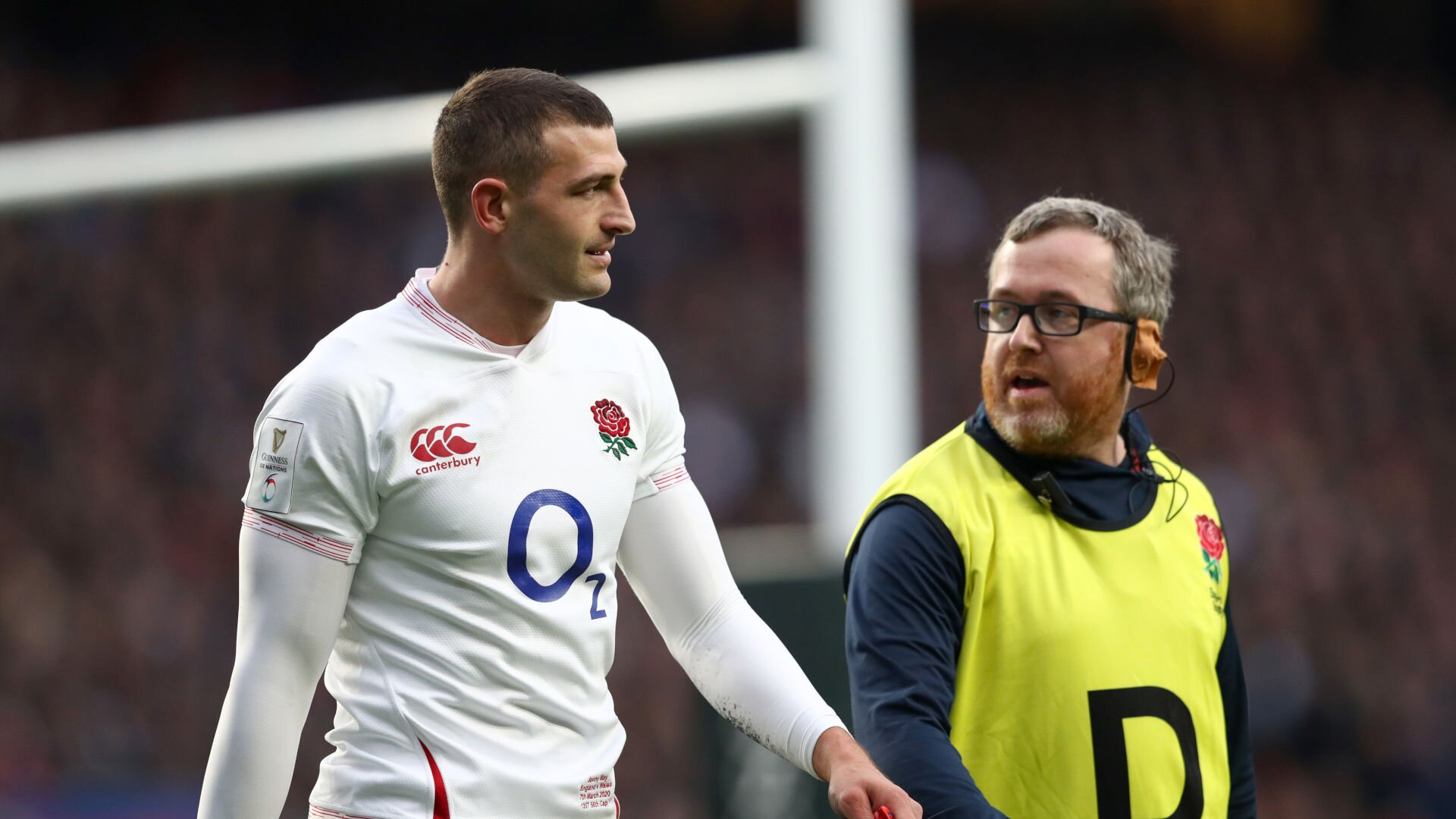 Jonny May close to an exit at Leicester Tigers