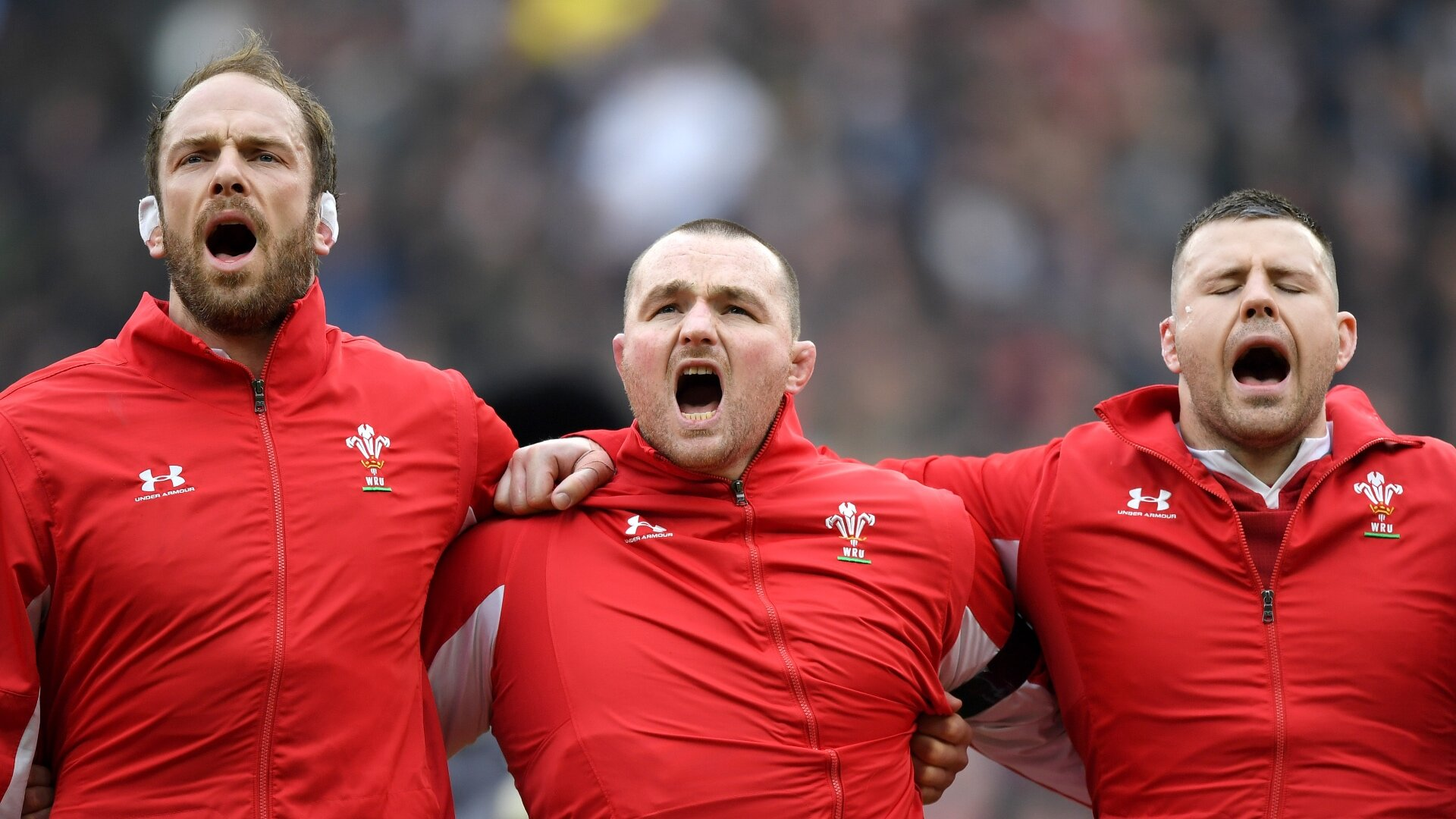 Injuries force Pivac to change two of his 37-man Wales squad, including Ken Owens