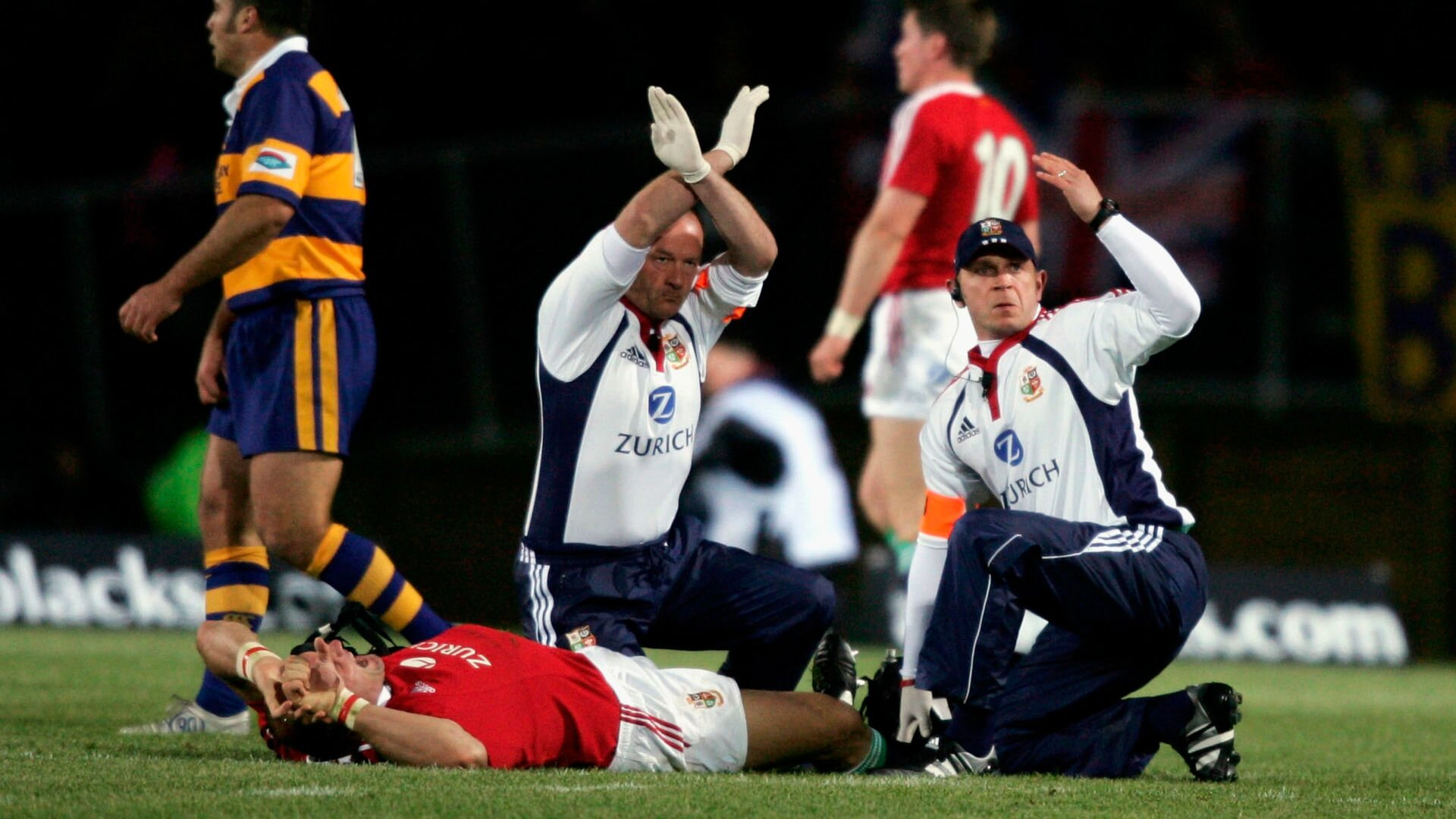 Playing behind closed doors won't be a panacea for rugby claims Scotland team doctor