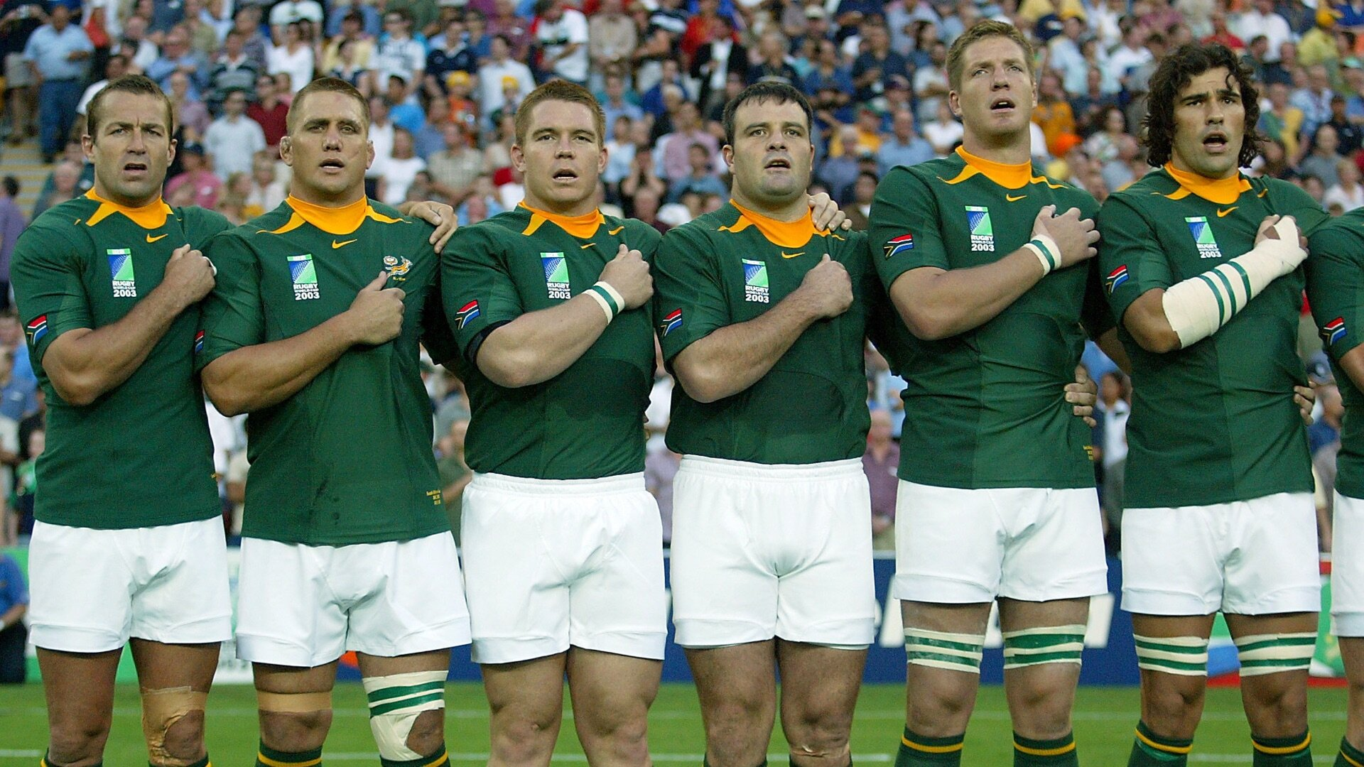 Ex-Springbok revisits Kamp Staaldraad nightmare: 'It was crazy... the soldiers even fired two bullets on the ground'