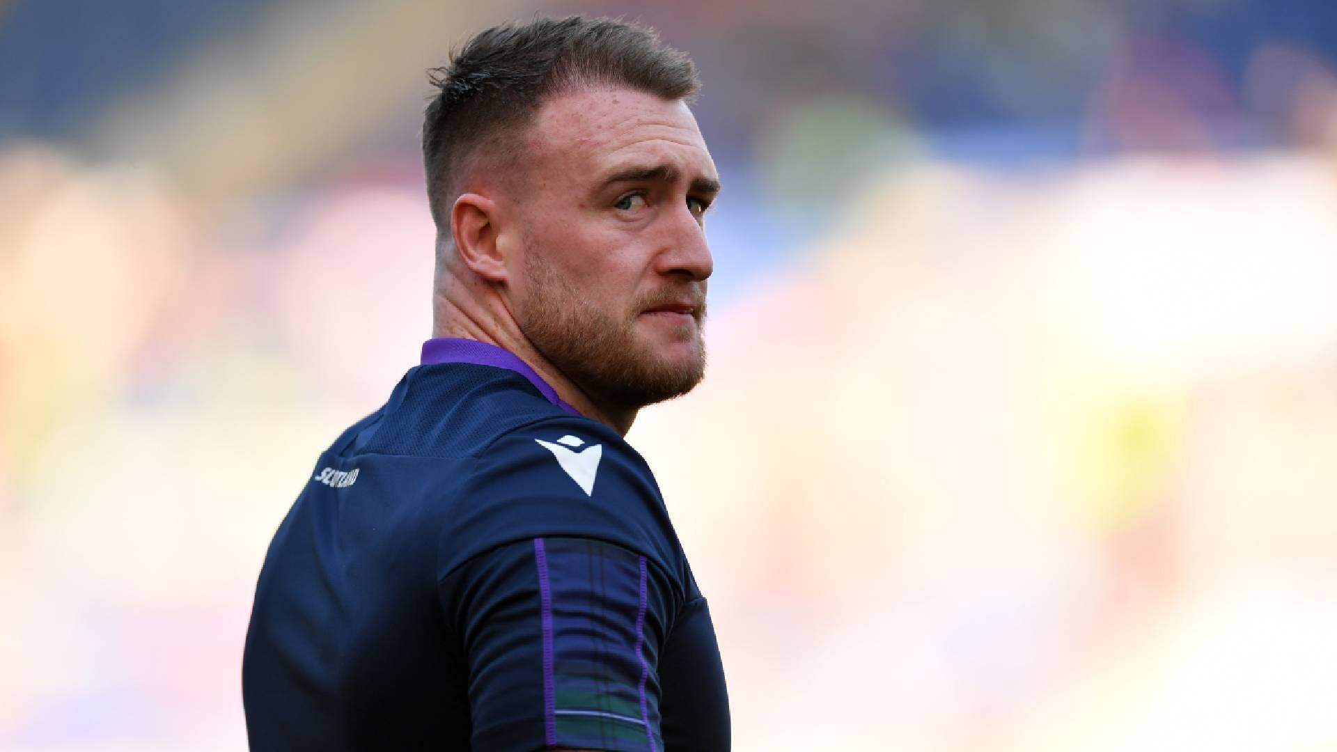 Stuart Hogg edges Damian McKenzie in vote for world's best fullback by barest of margins