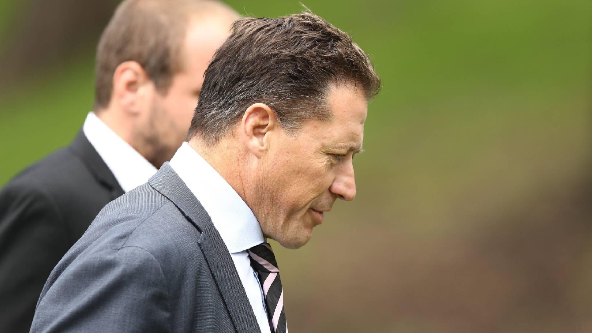 'Paper talk': Phil Kearns dismisses report of replacing Rugby Australia boss Raelene Castle