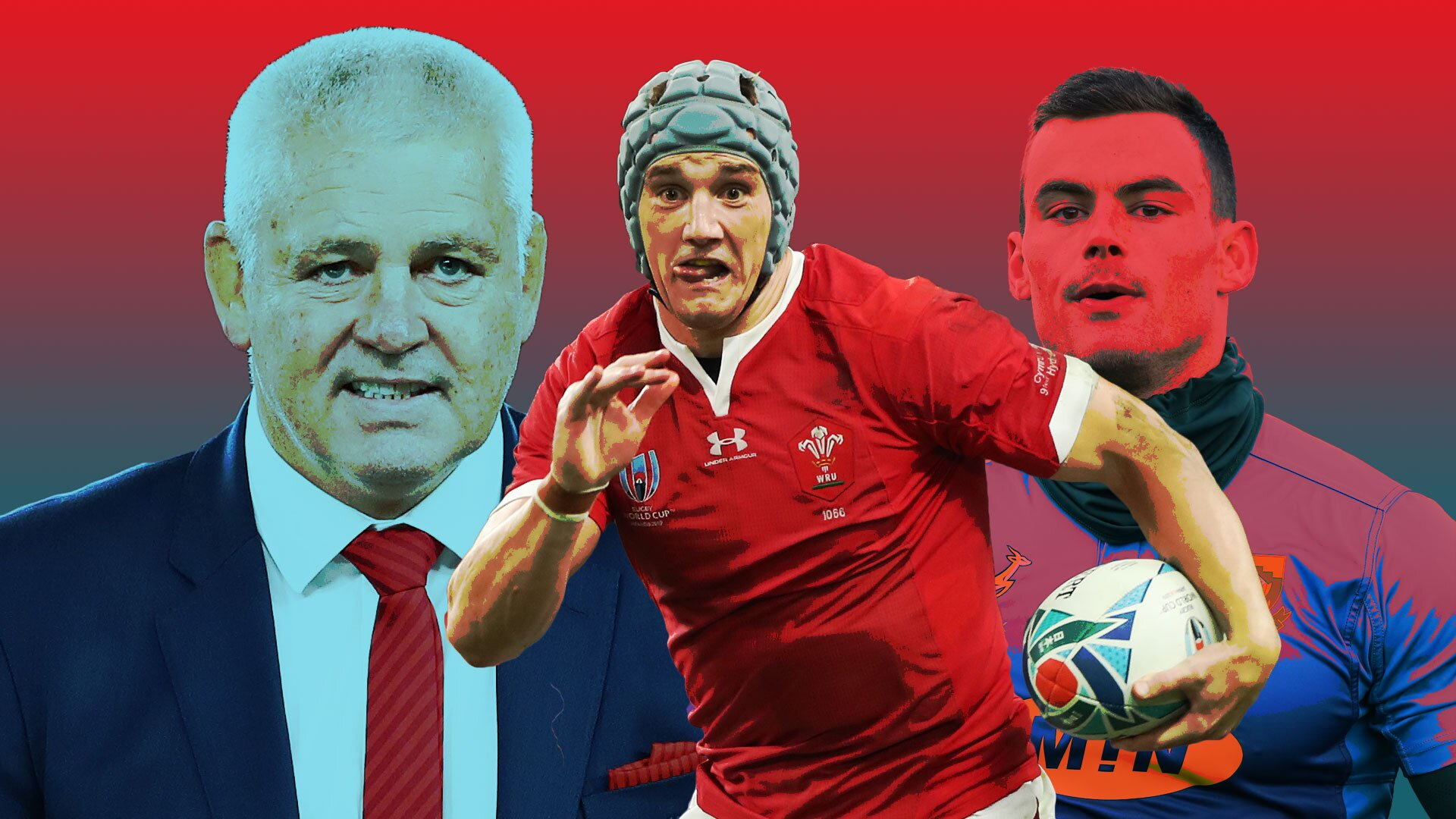 Analysis: The blueprint Gatland provided that shows how to expose the Springboks defence