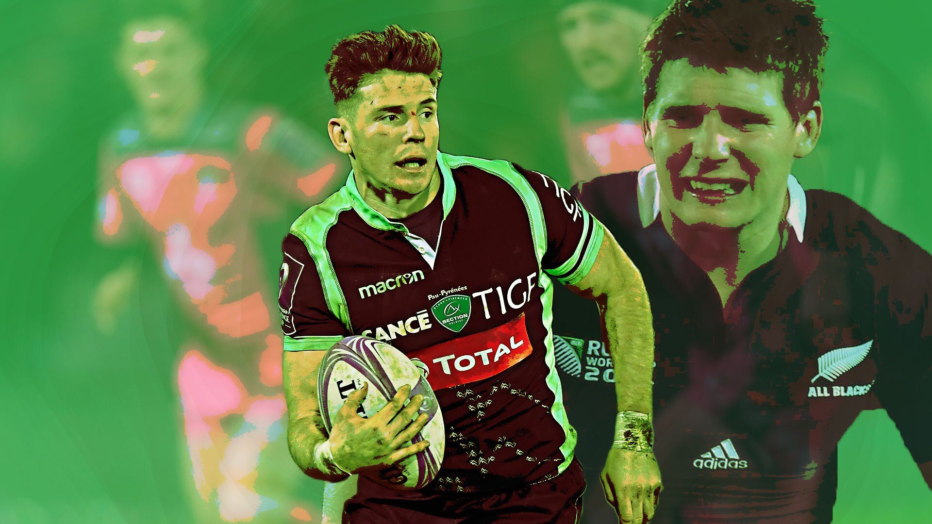 'You can play up to 32 games a year and it's just mental': Colin Slade explains why the Top 14 is on a completely different level to Super Rugby