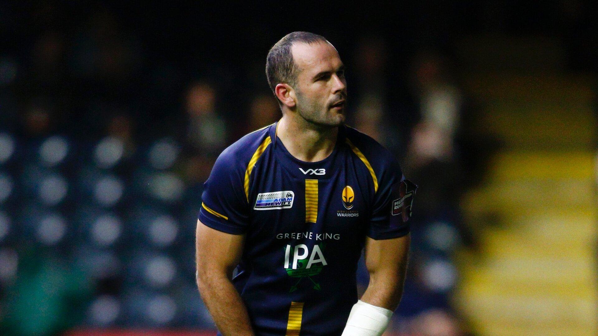 Richard Cockerill confirms deals for Worcester's Jono Lance and a Championship midfielder