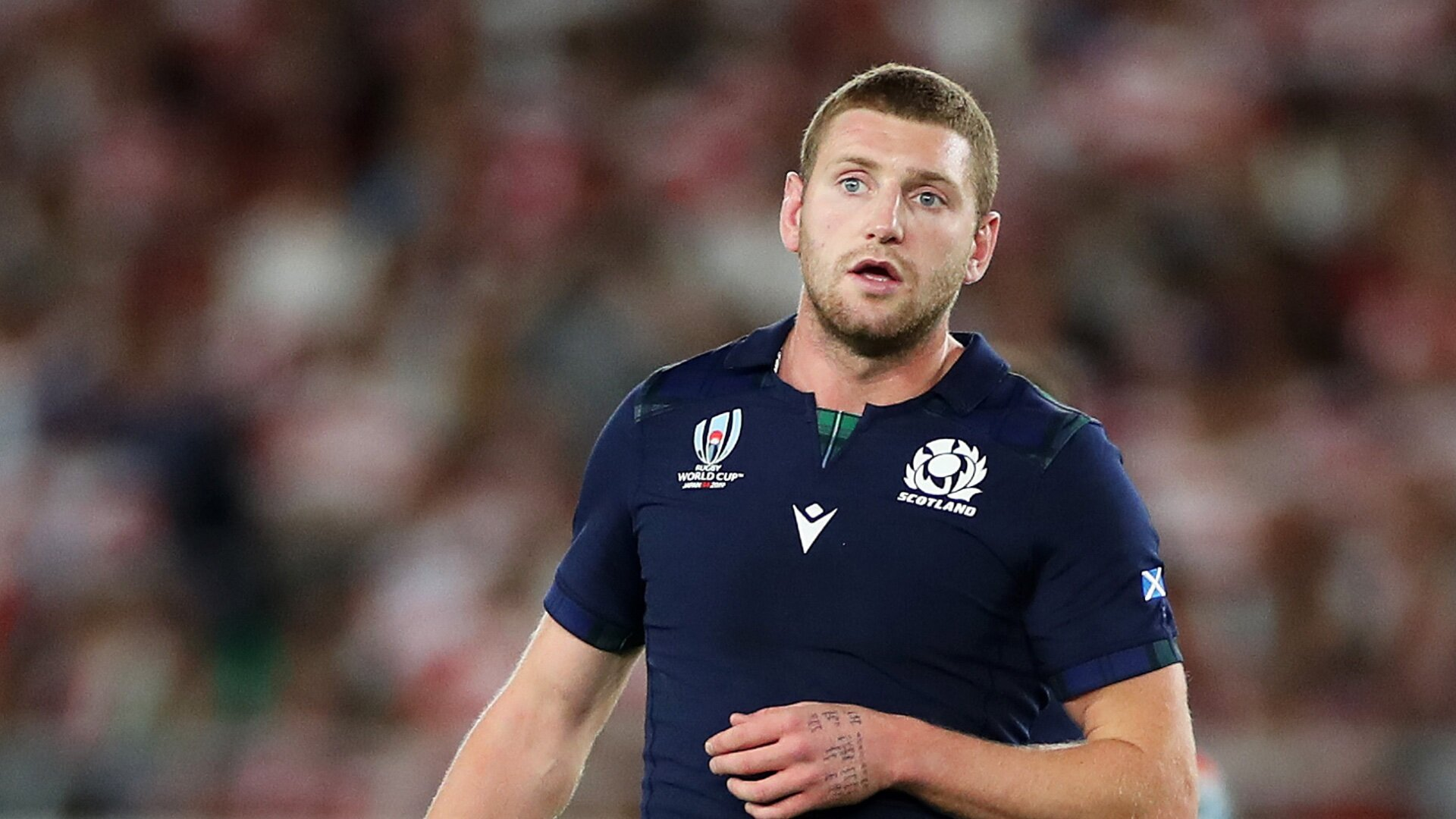 Russell makes bench as Scotland name Georgia team