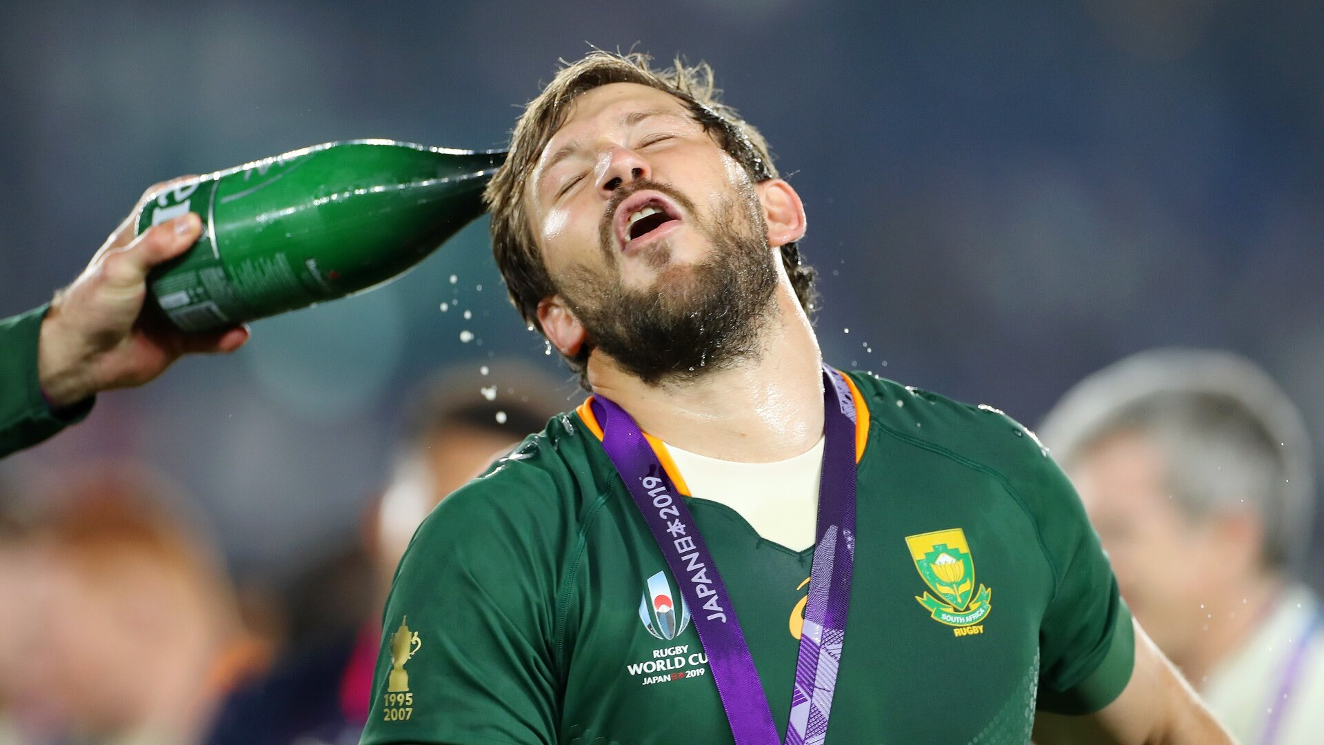 'People can't say that northern hemisphere rugby is s***… it will be good for South Africa to go north'