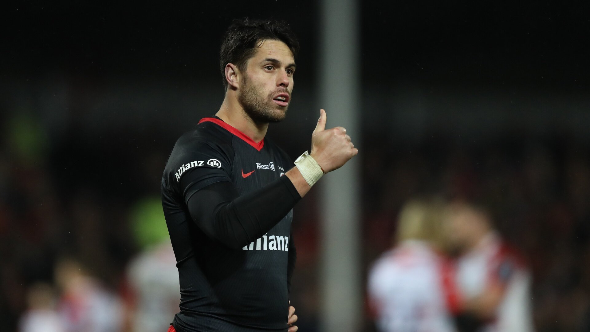 Saracens' Barbarians representation climbs to 11 as another 8 called in to face England