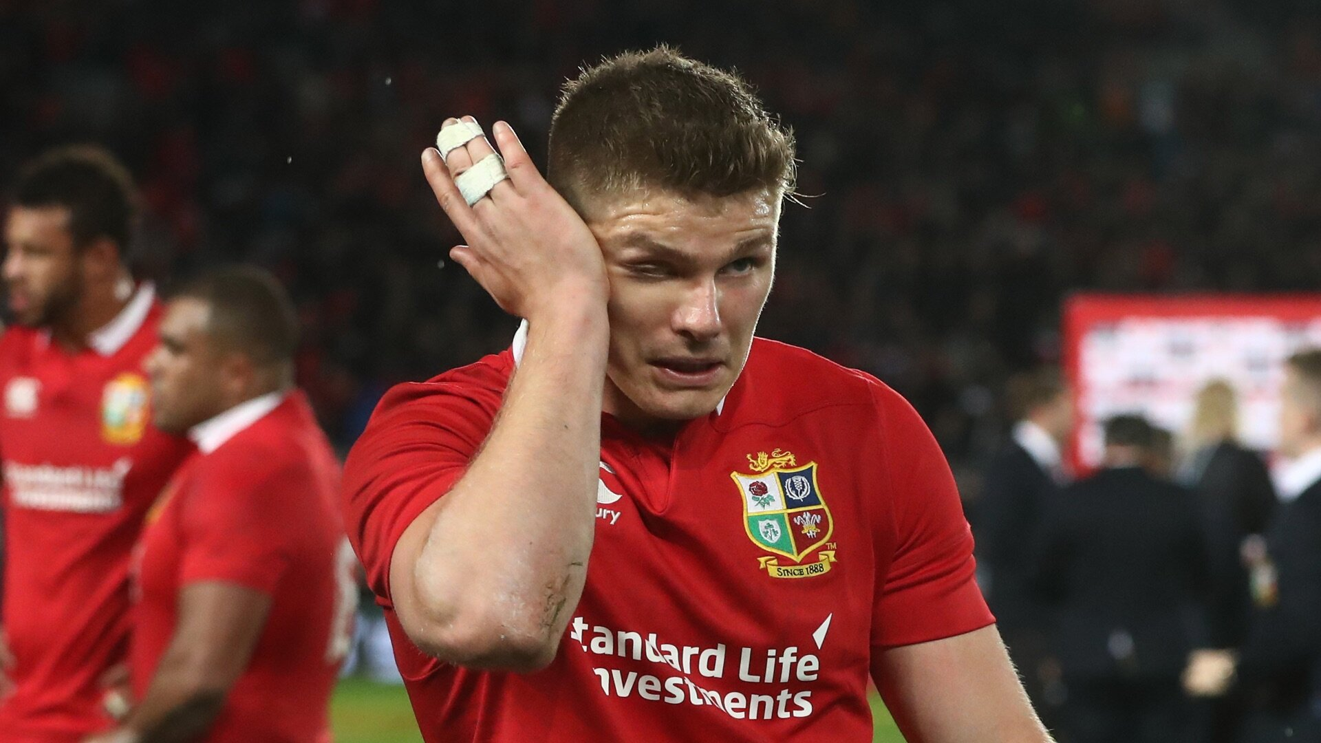 Brian O'Driscoll picks 2021 Lions backline: 4 England and just 1 each from Ireland, Scotland and Wales