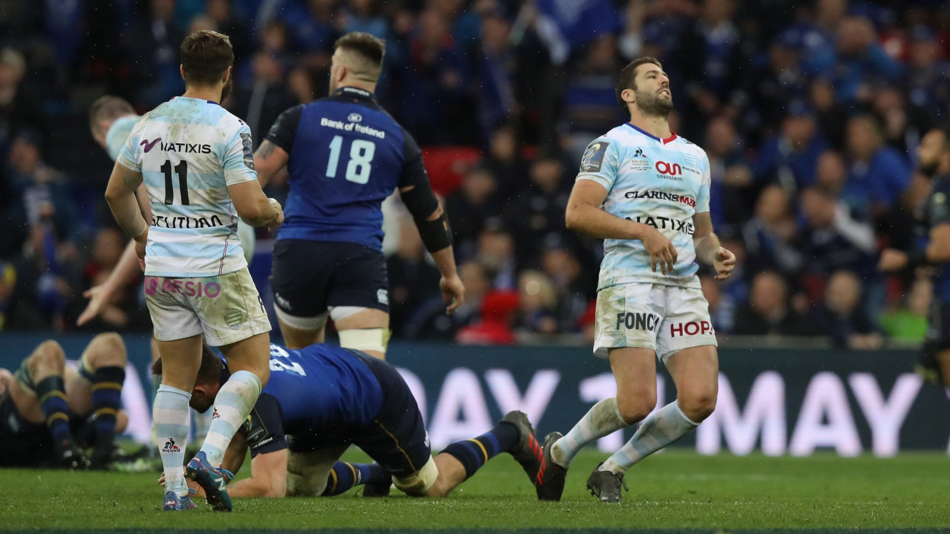 French flyhalf Remi Tales blows 'final whistle' on career