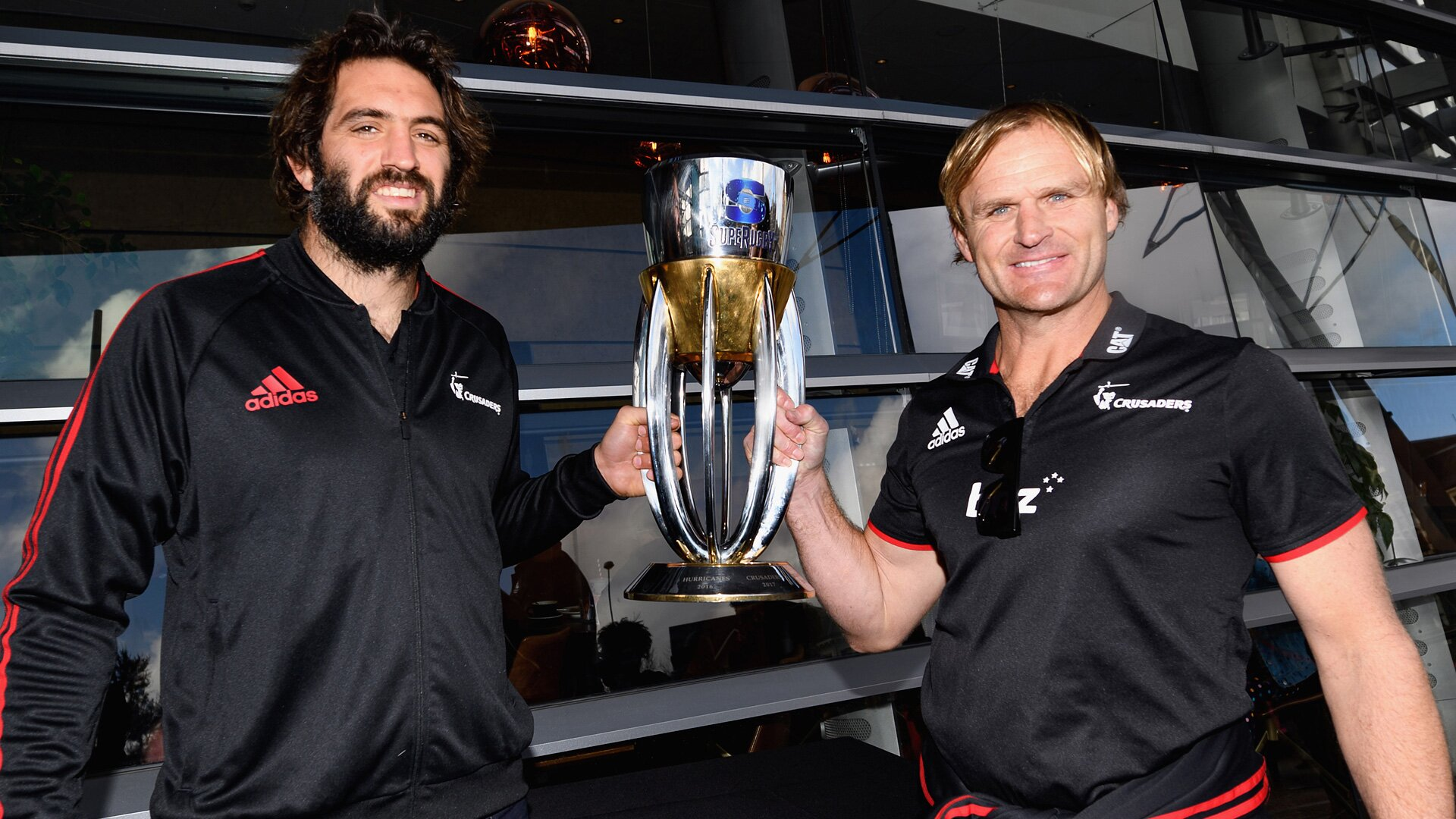 If Robertson can work his magic with Whitelock, Crusaders will be title favourites