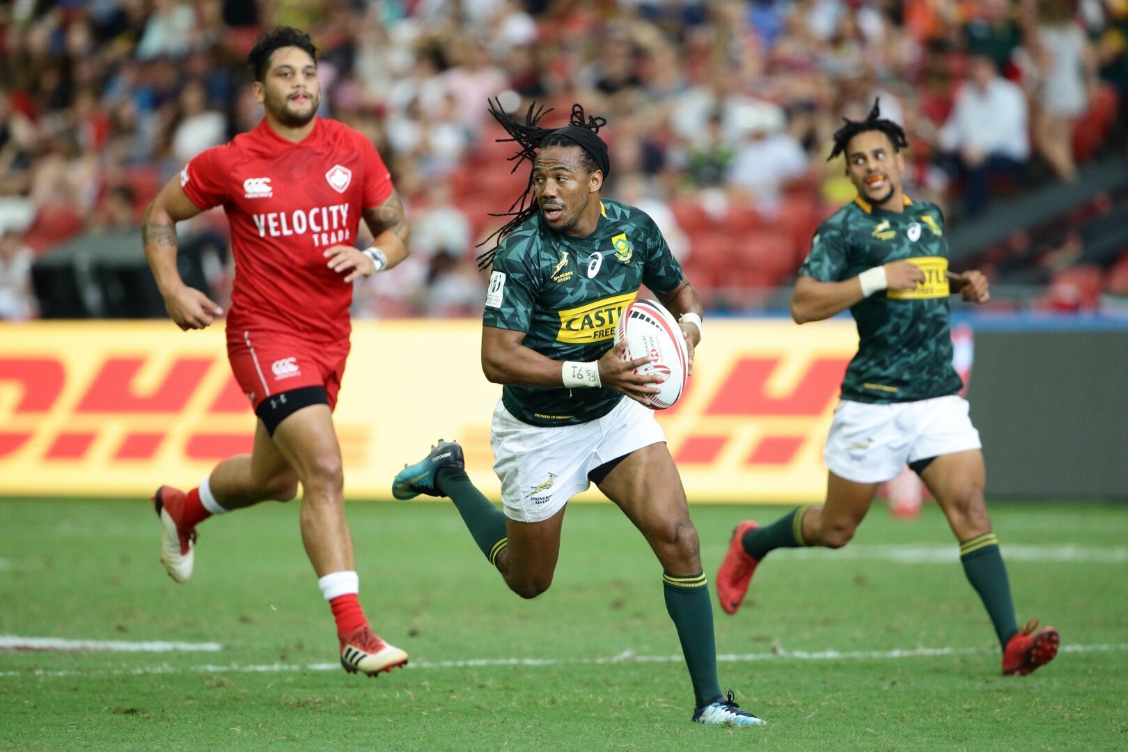 Major League Rugby side sign former Springbok and Olympic medallist in wake of Ma'a Nonu departure