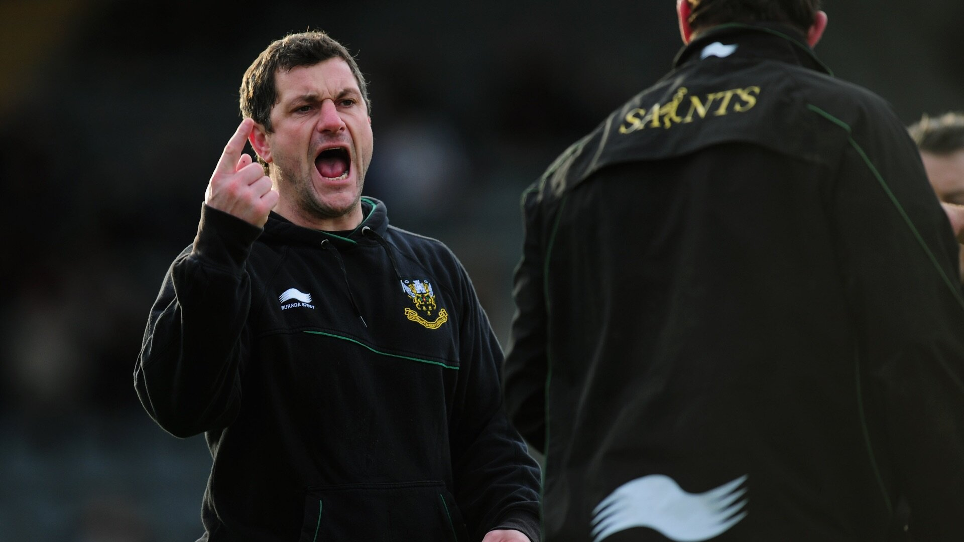 A second son of 2003 World Cup winner Paul Grayson has earned Northampton deal