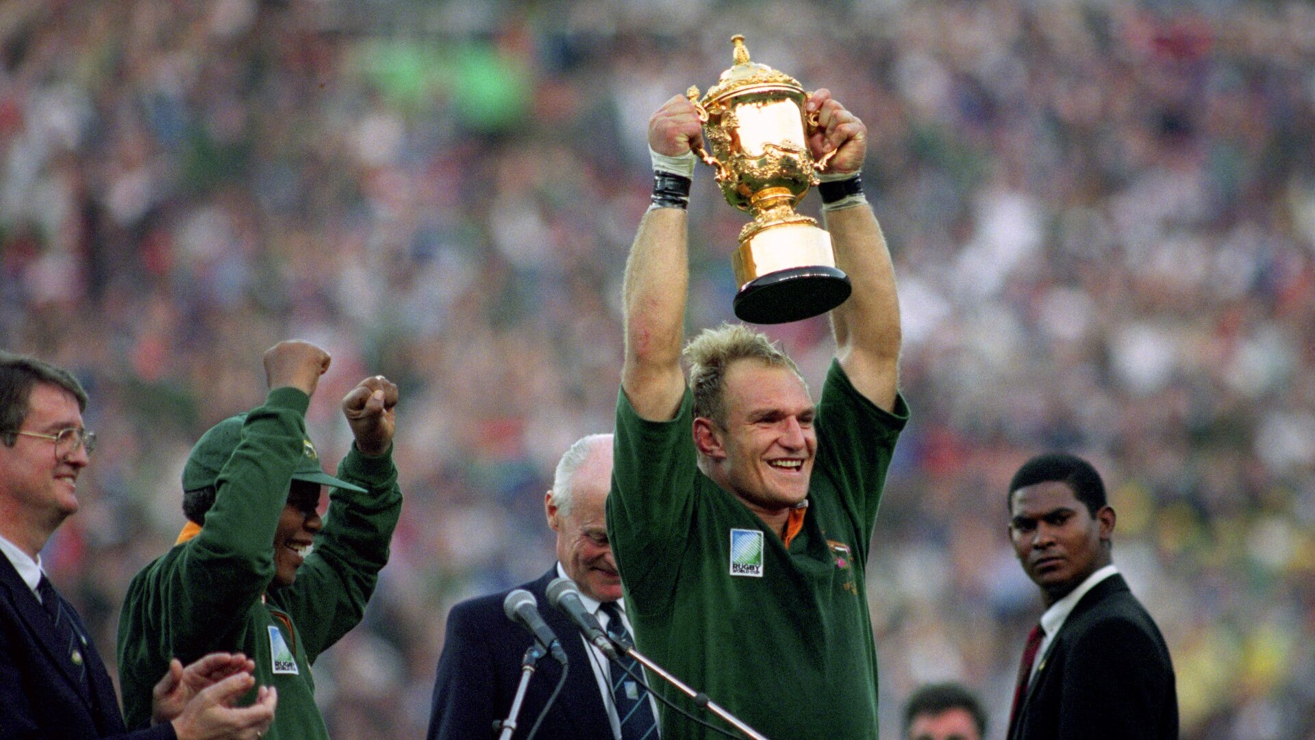 Where are they now? The South Africa team 25 years after their 1995 World Cup triumph