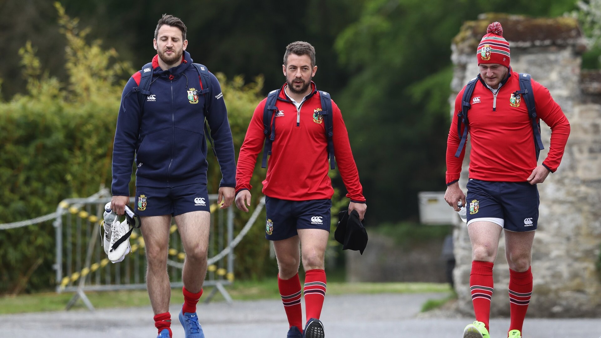 Gatland has just offered Scotland players an olive branch ahead of 2021 Lions