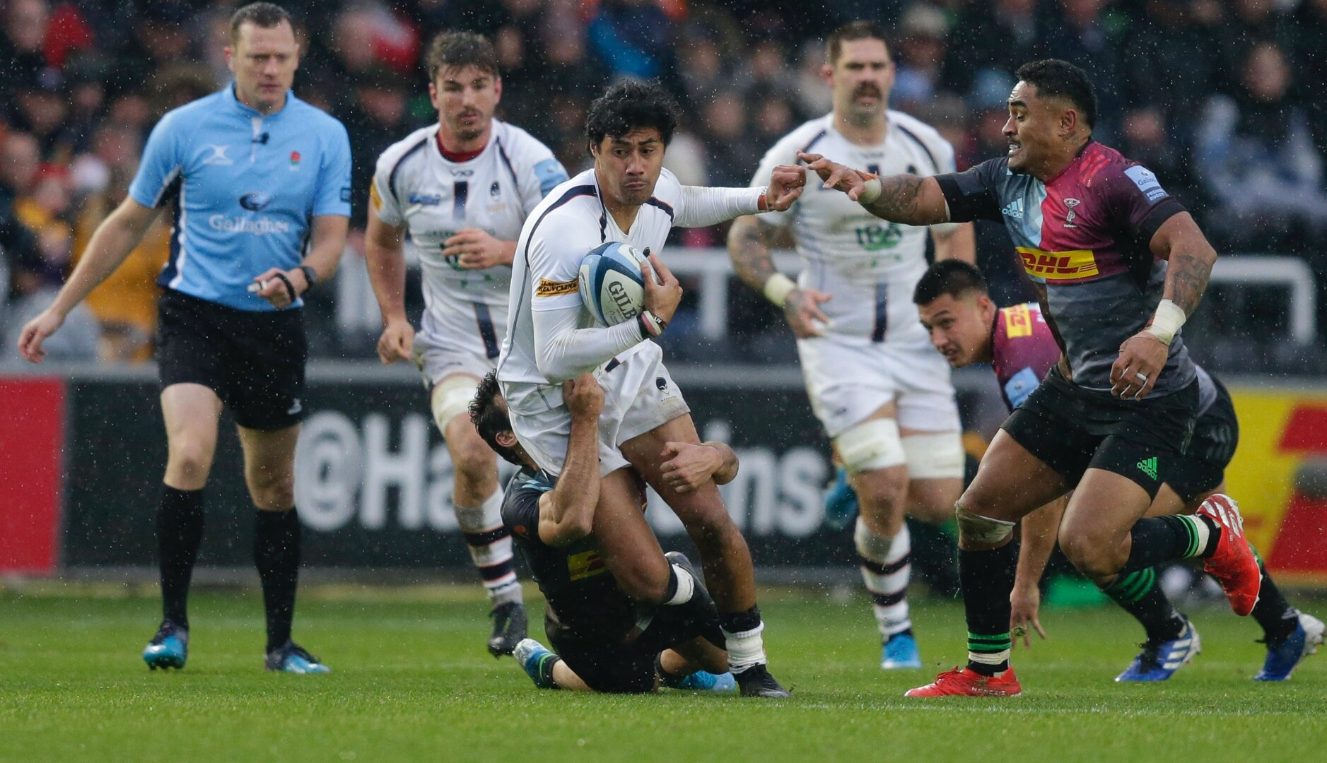 'X-Factor player' Nanai commits to Worcester until 2023 after difficult first season