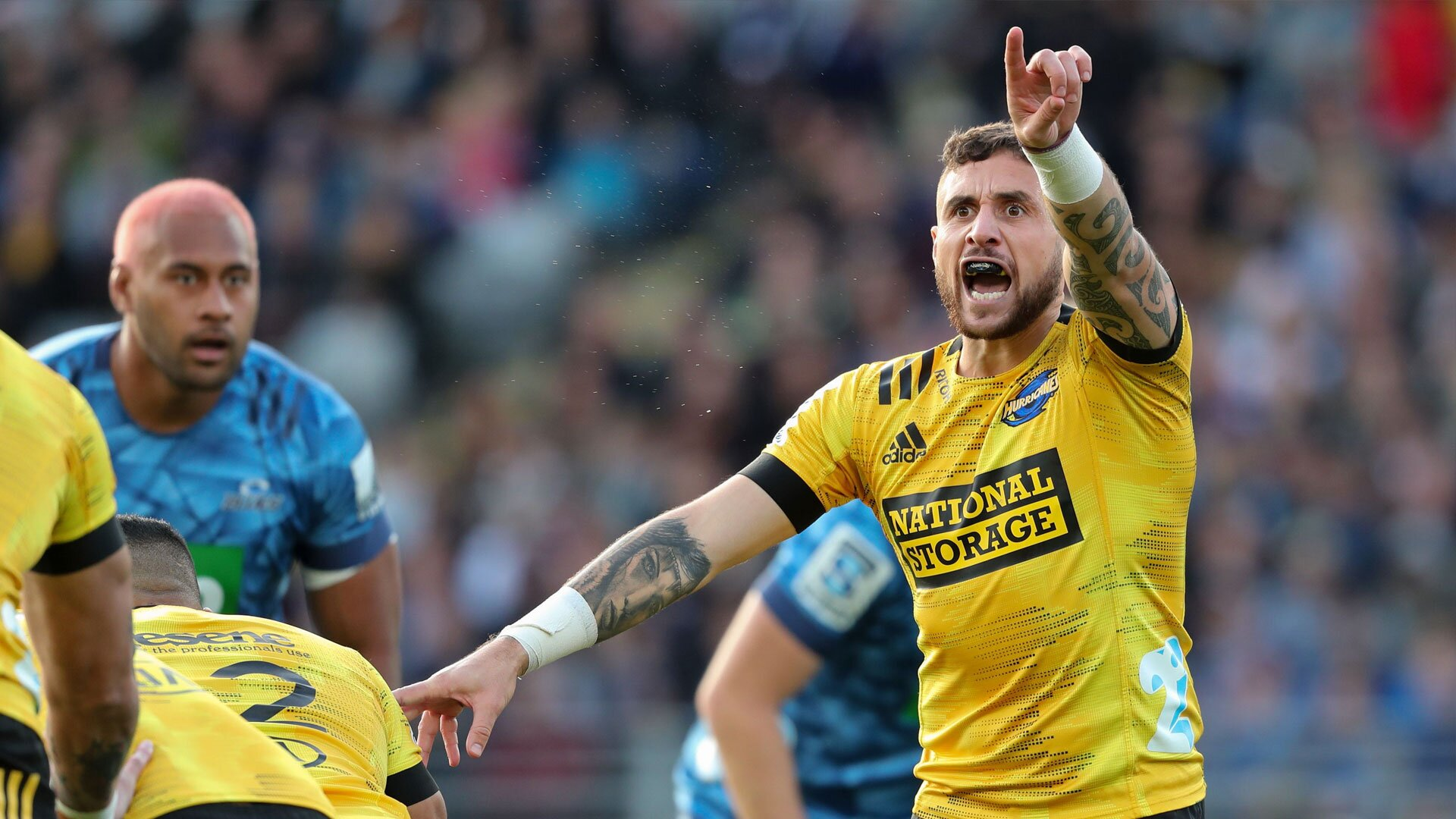 Super Rugby Aotearoa: Hurricanes player ratings vs Blues