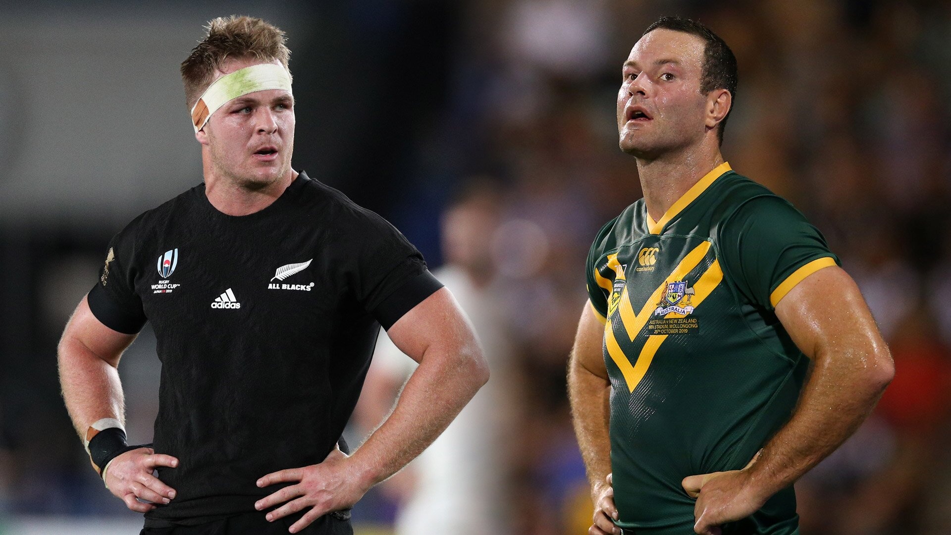 Early reveal means cross-code All Blacks v Kangaroos clash likely already 'dead in the water'