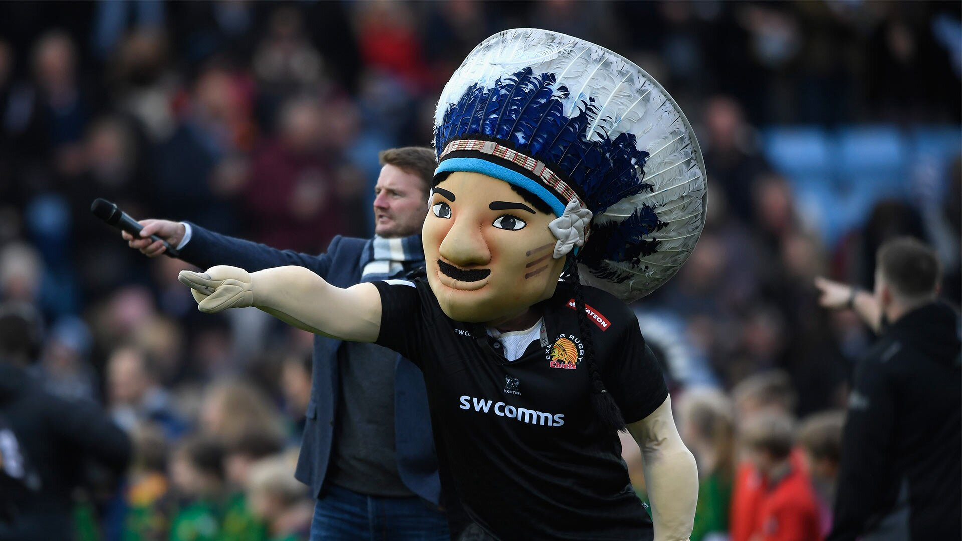 Calls for Exeter Chiefs to entirely alter branding in new development