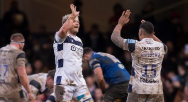 Ex-Scotland back row Luke Hamilton secures deal back in France, links up with Taylor Paris