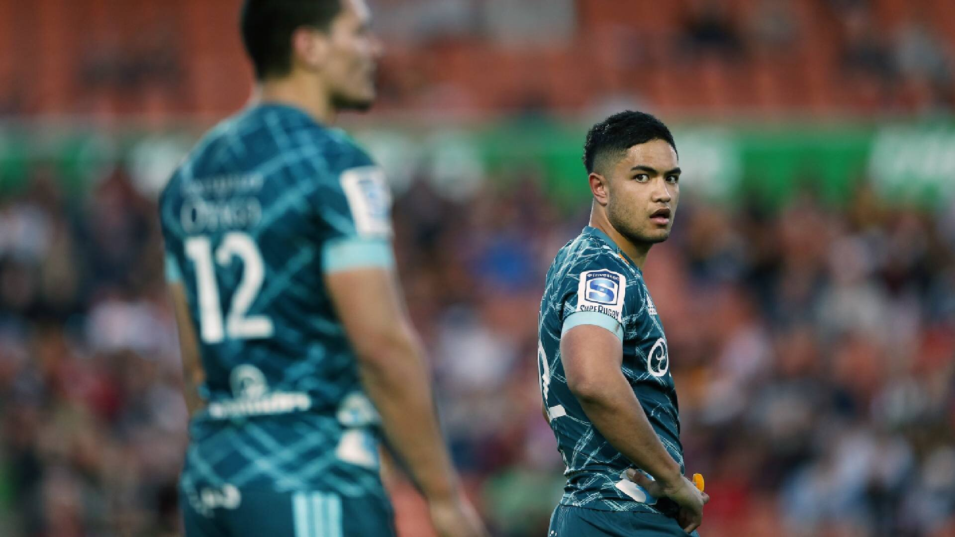 Highlanders re-shuffle backline for Blues clash as Josh Ioane returns to starting side