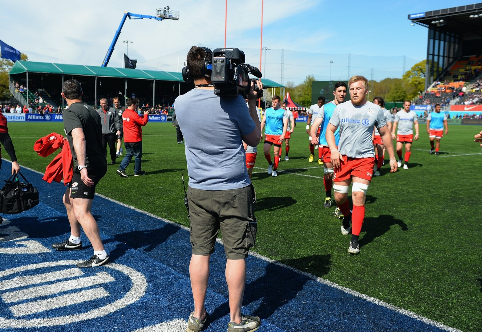 English rugby shake-up includes new £12m television deal for remodelled Championship